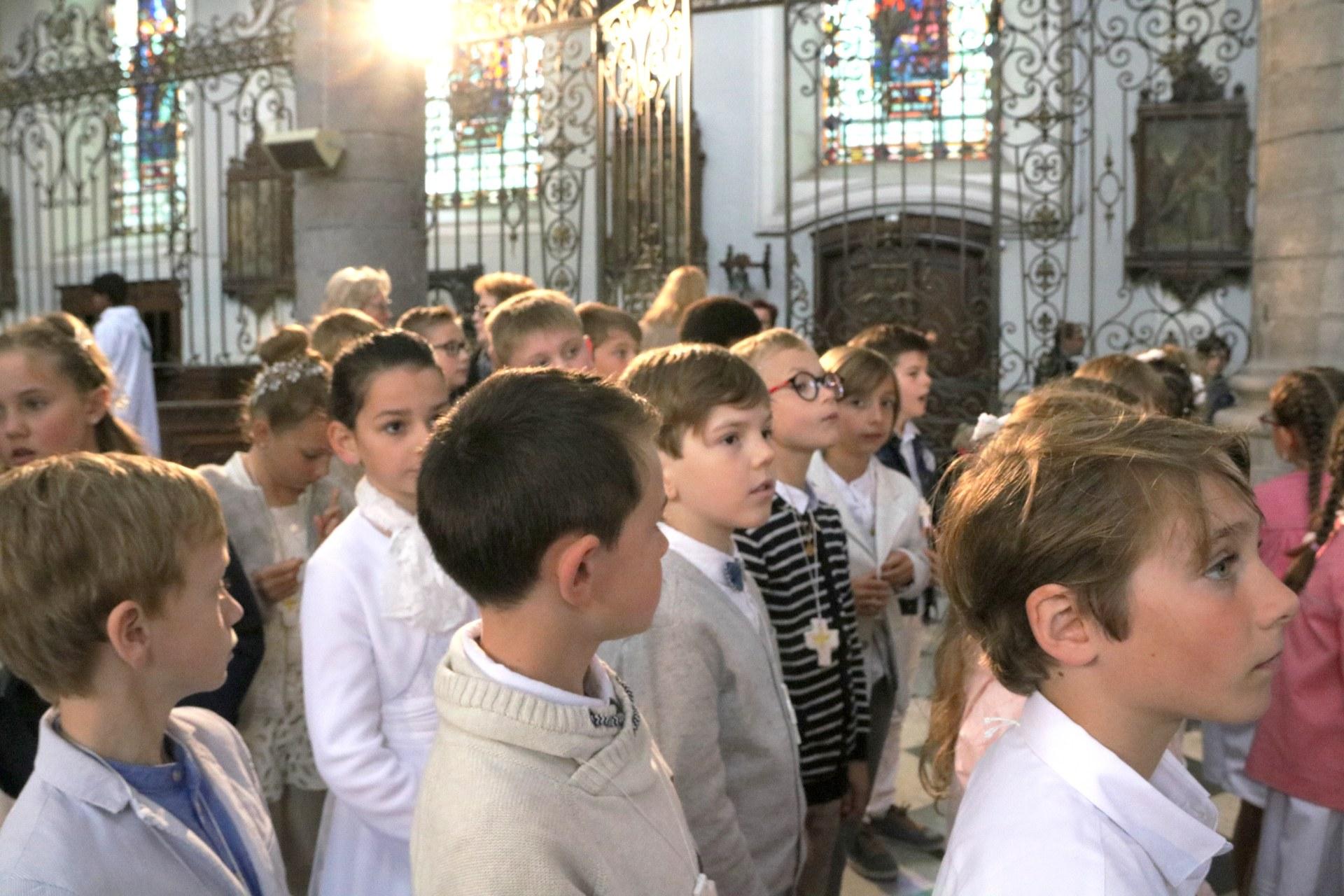 1904 - Premières communions (St-Jean) 101