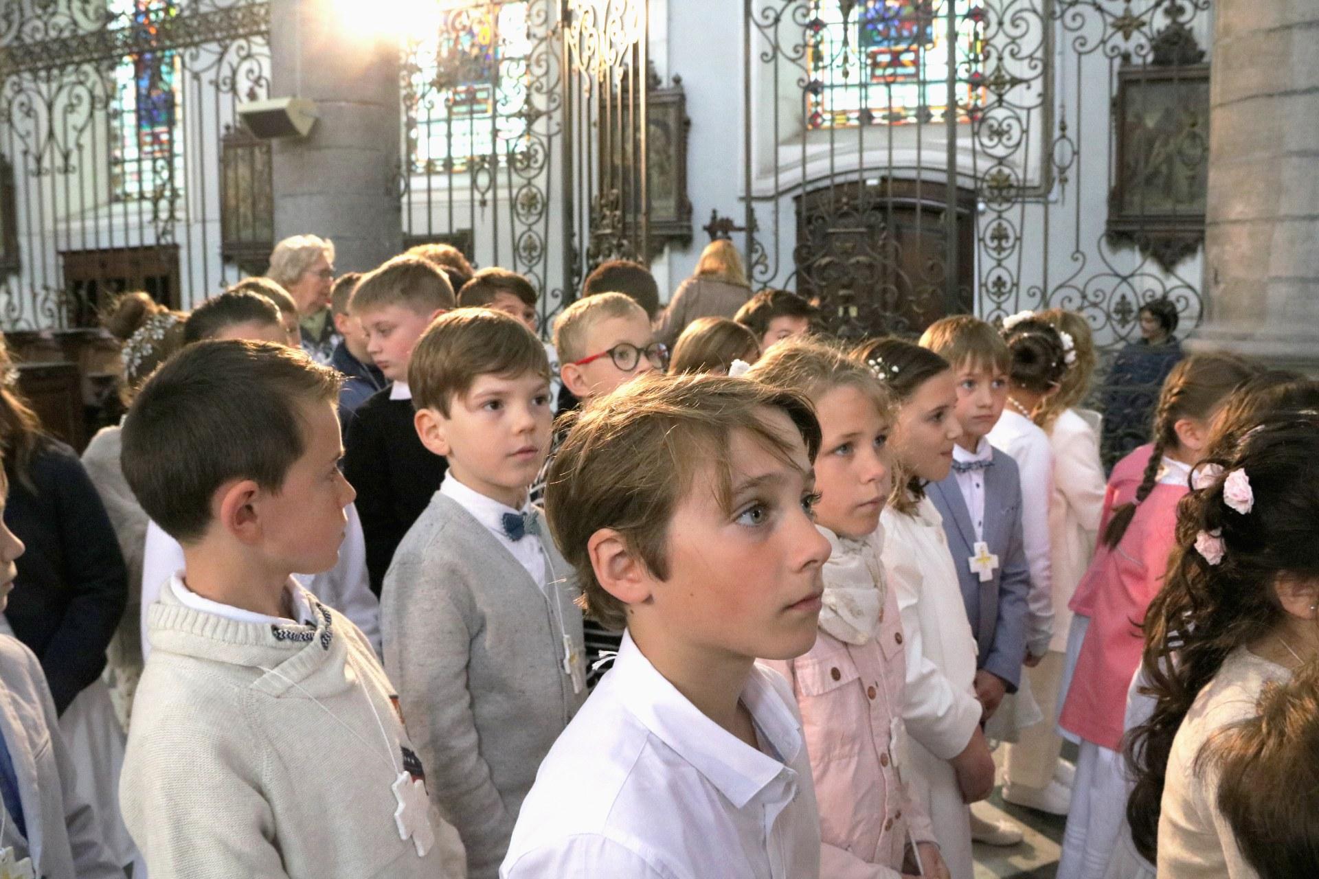 1904 - Premières communions (St-Jean) 102