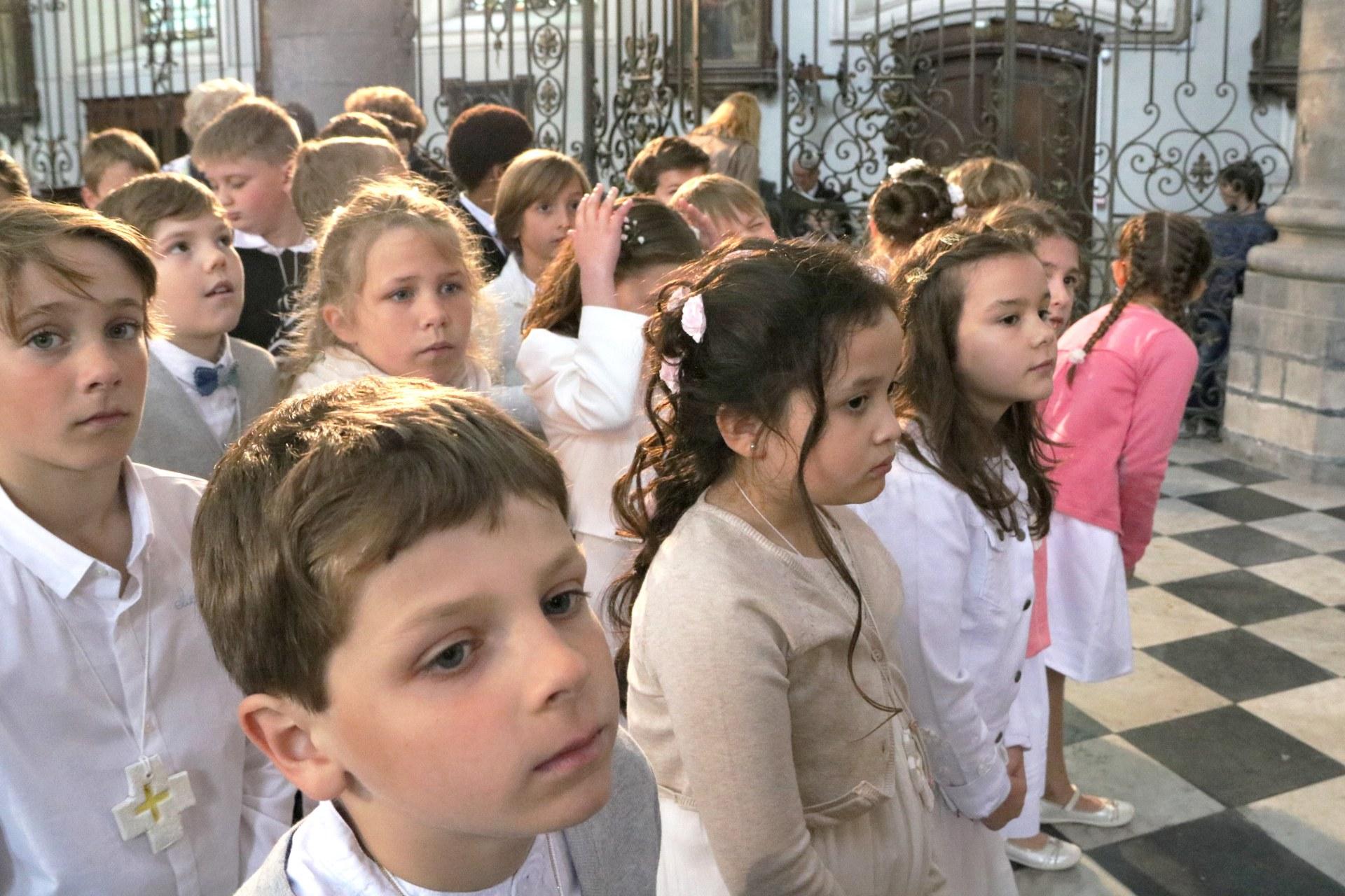 1904 - Premières communions (St-Jean) 103