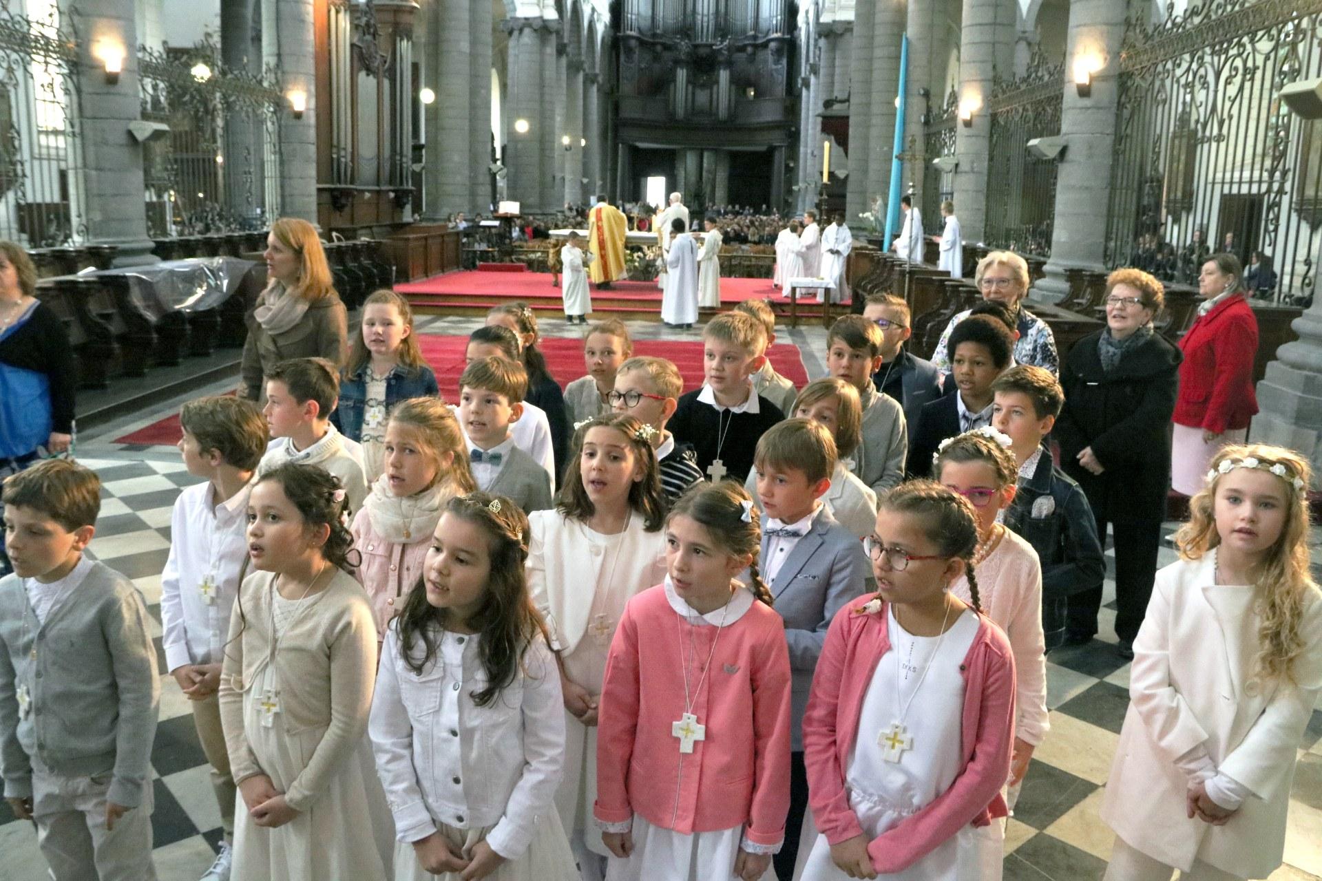 1904 - Premières communions (St-Jean) 104