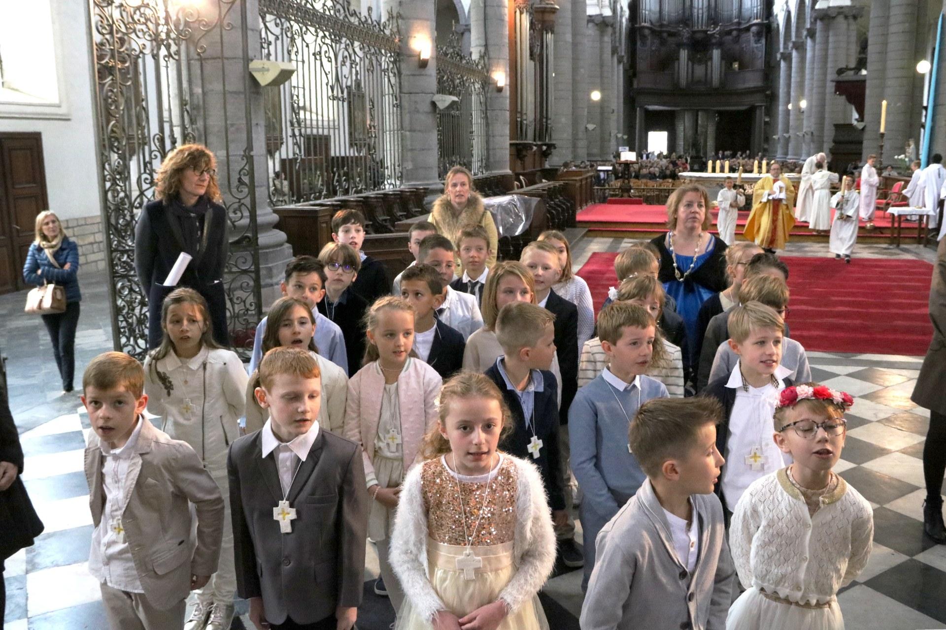 1904 - Premières communions (St-Jean) 105