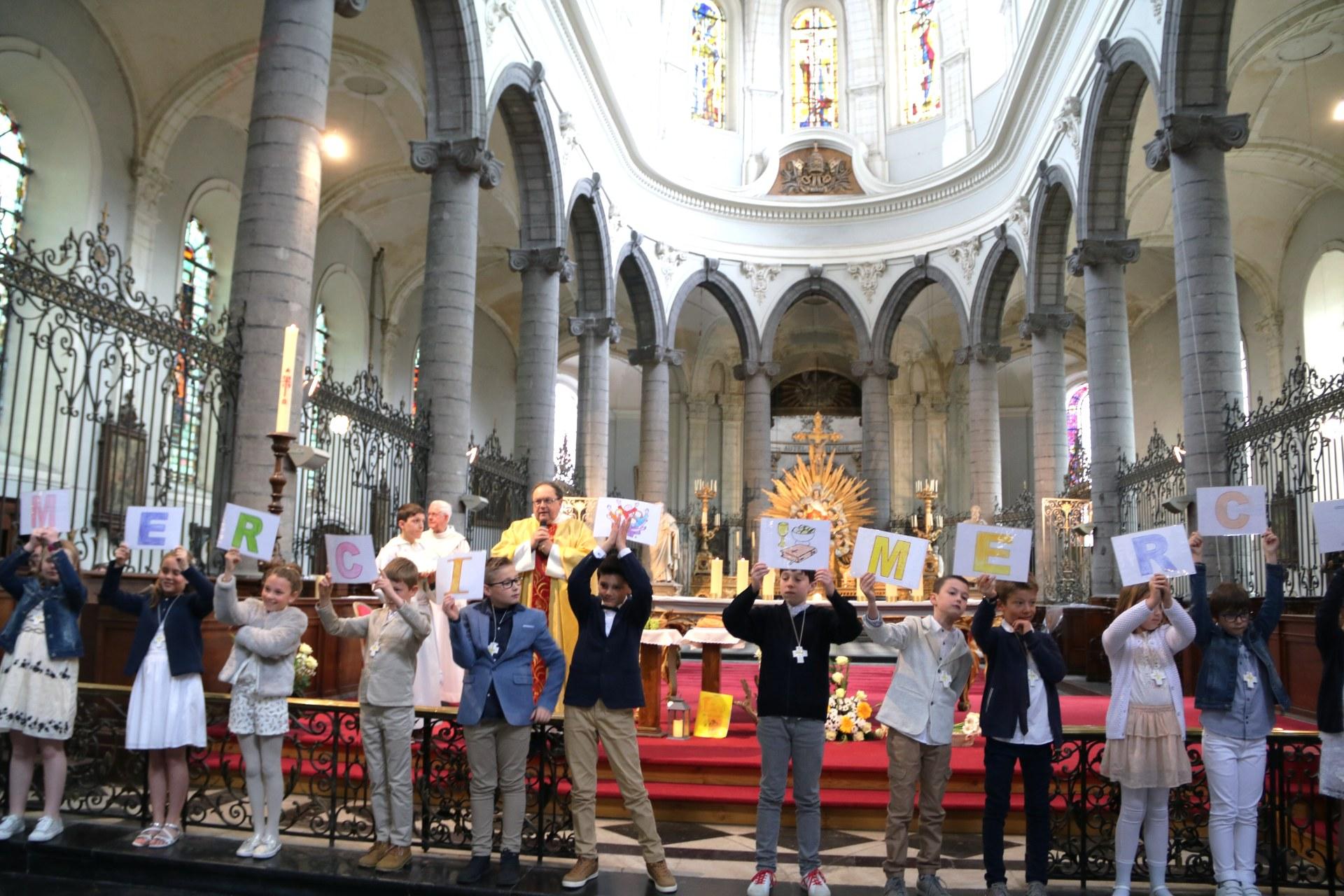 1904 - Premières communions (St-Jean) 109