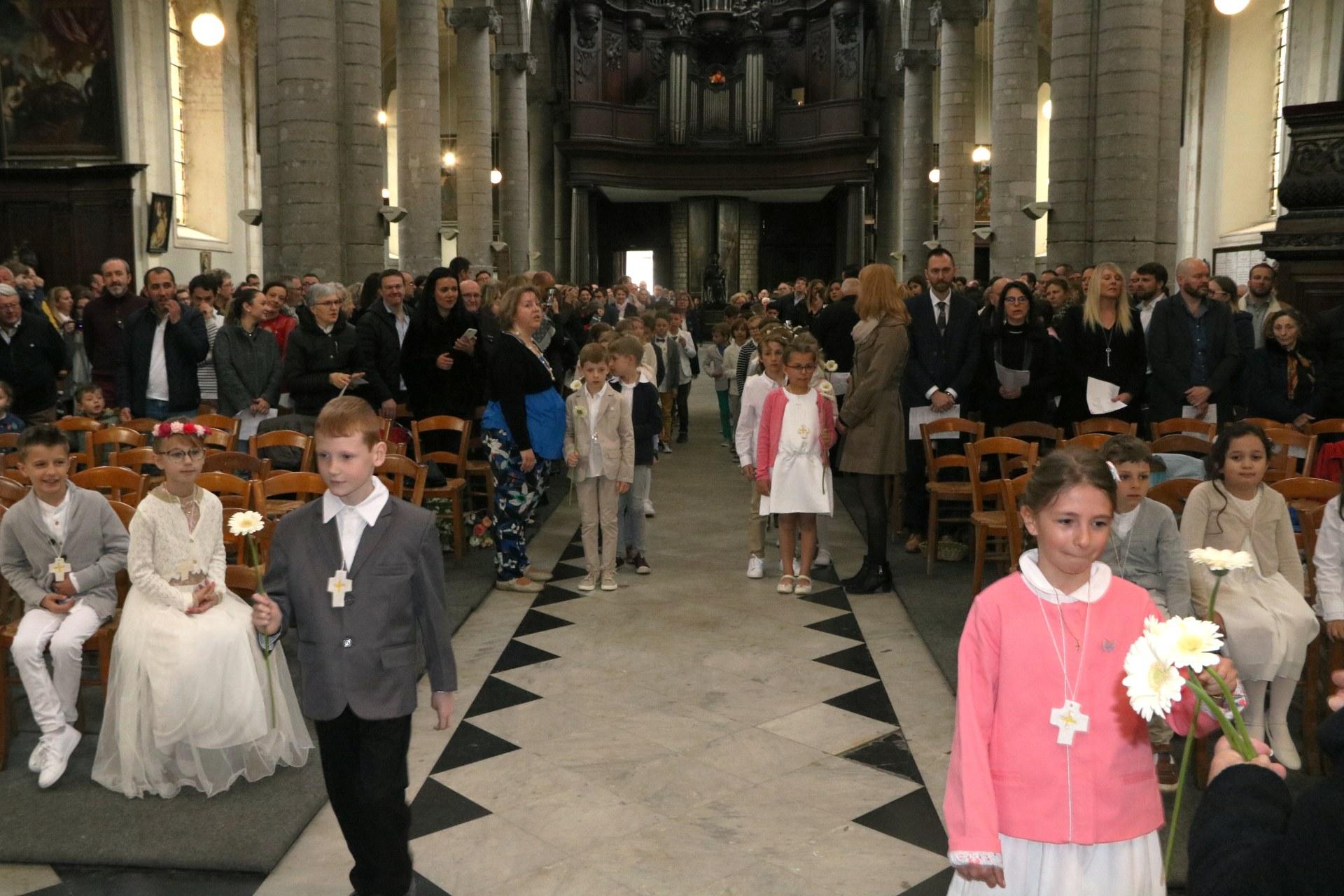1904 - Premières communions (St-Jean) 11