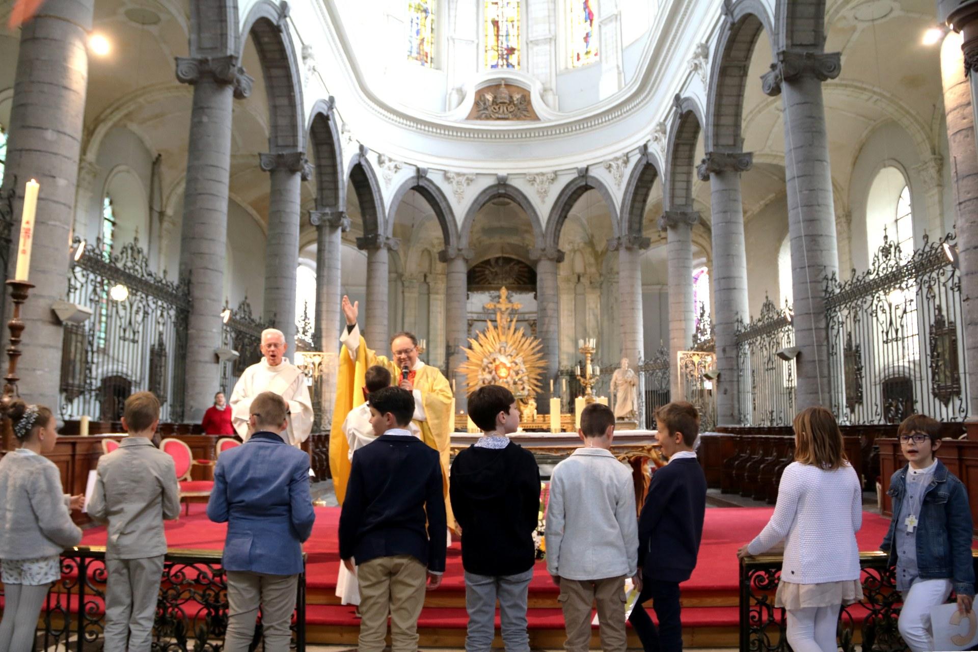 1904 - Premières communions (St-Jean) 111