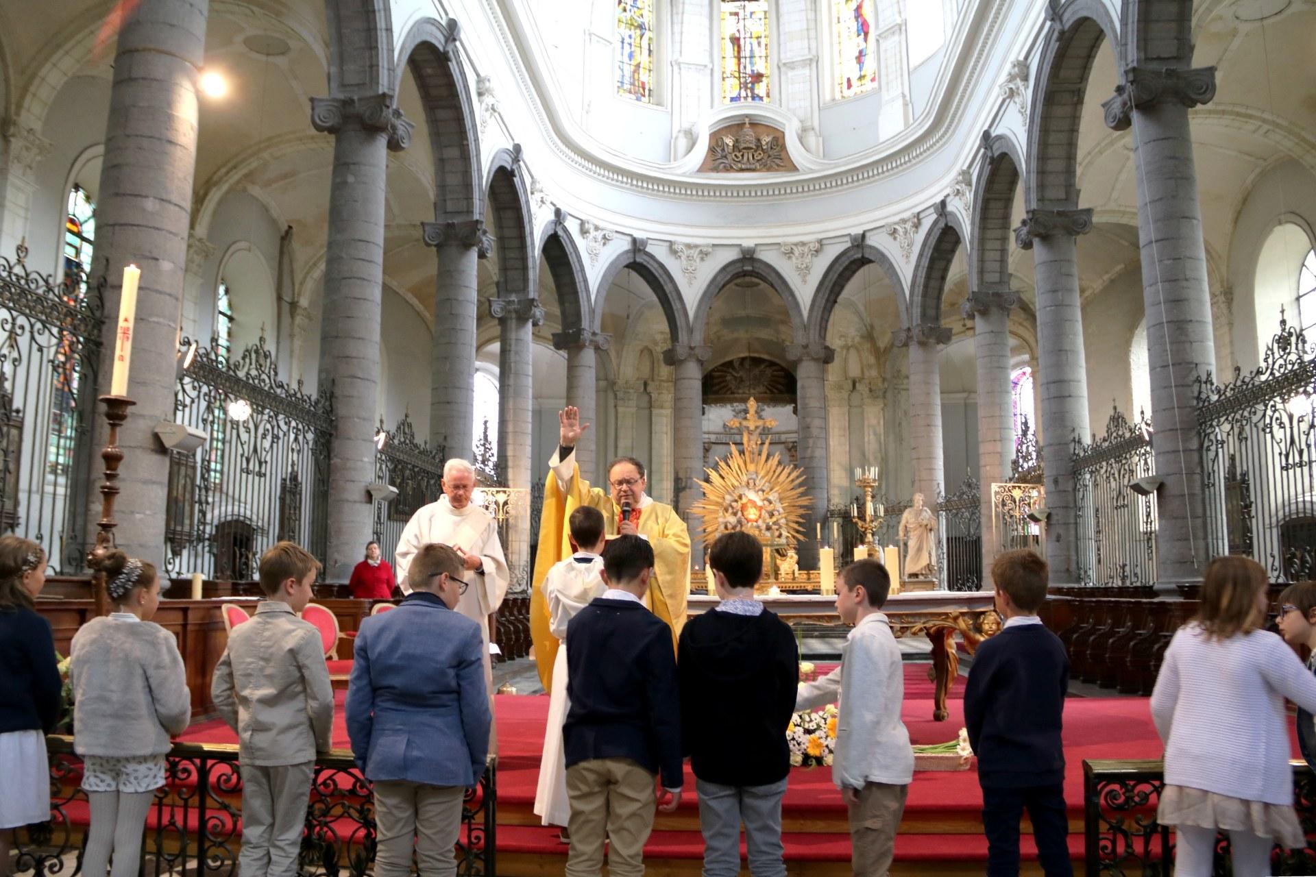 1904 - Premières communions (St-Jean) 112
