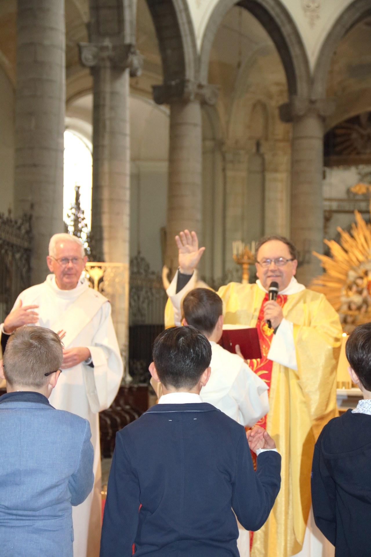 1904 - Premières communions (St-Jean) 113