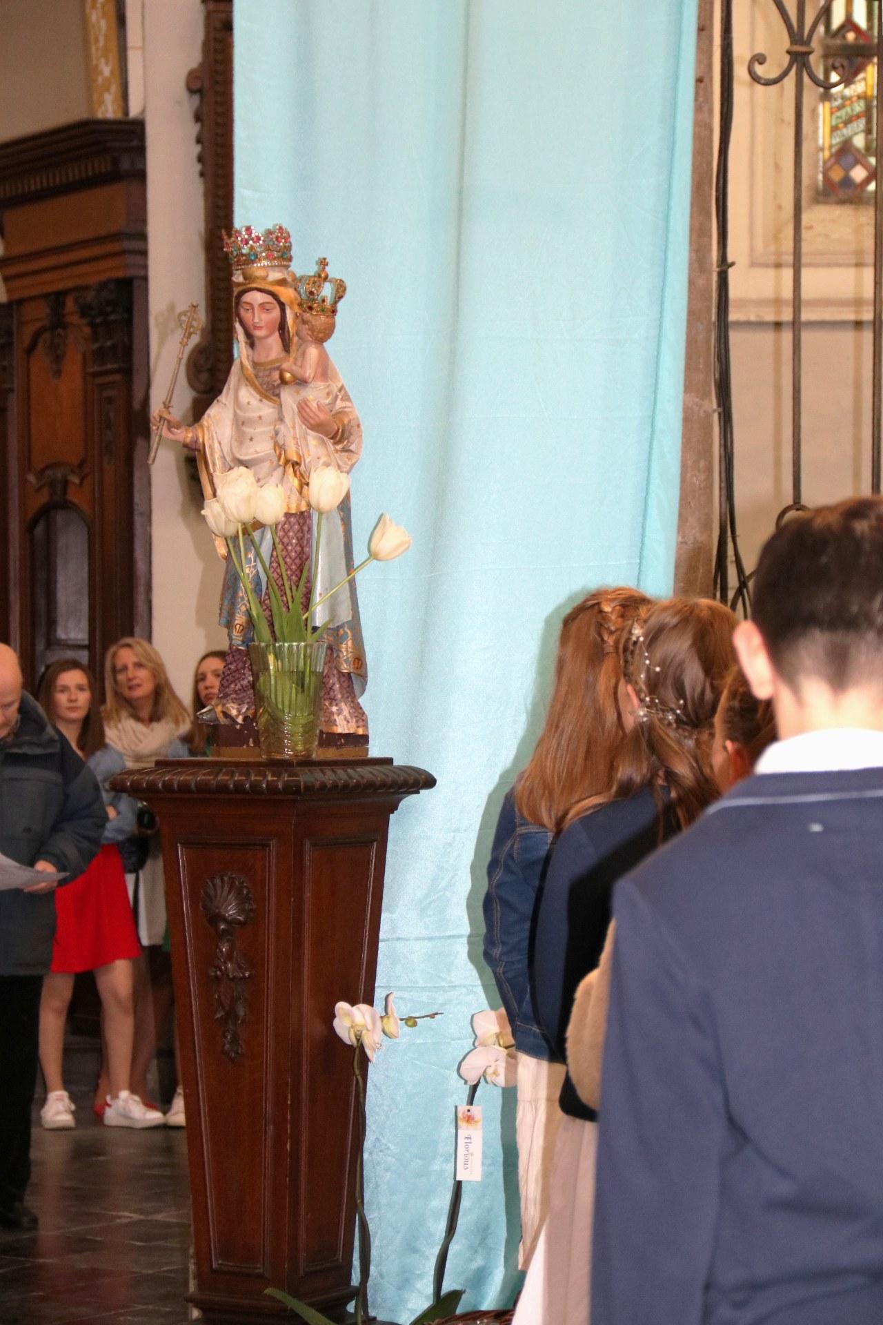 1904 - Premières communions (St-Jean) 115