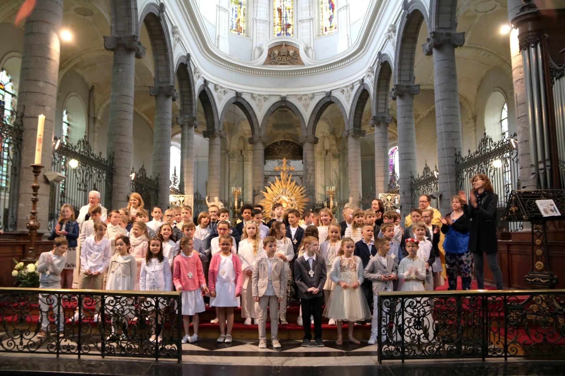 1904 - Premières communions (St-Jean) 119