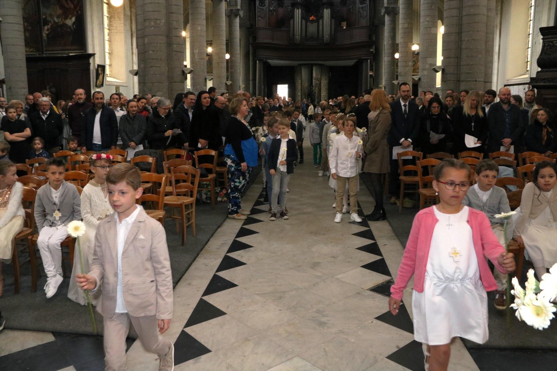 1904 - Premières communions (St-Jean) 12