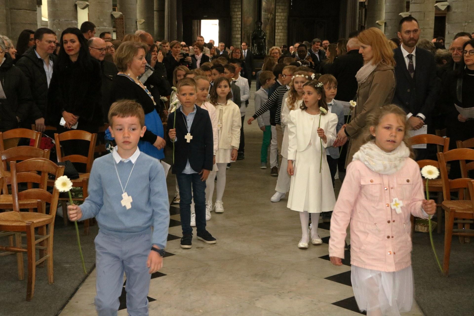 1904 - Premières communions (St-Jean) 14