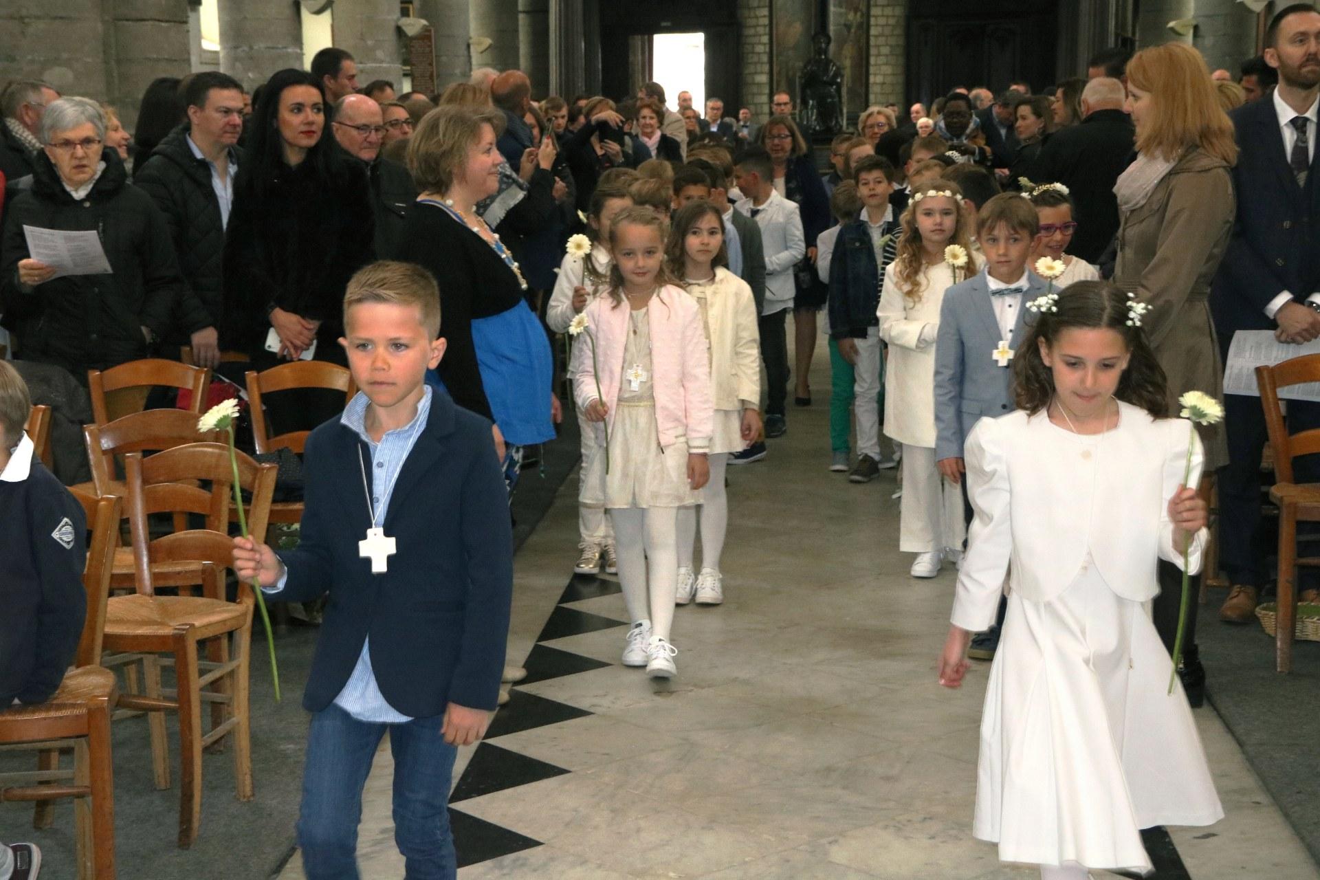 1904 - Premières communions (St-Jean) 15