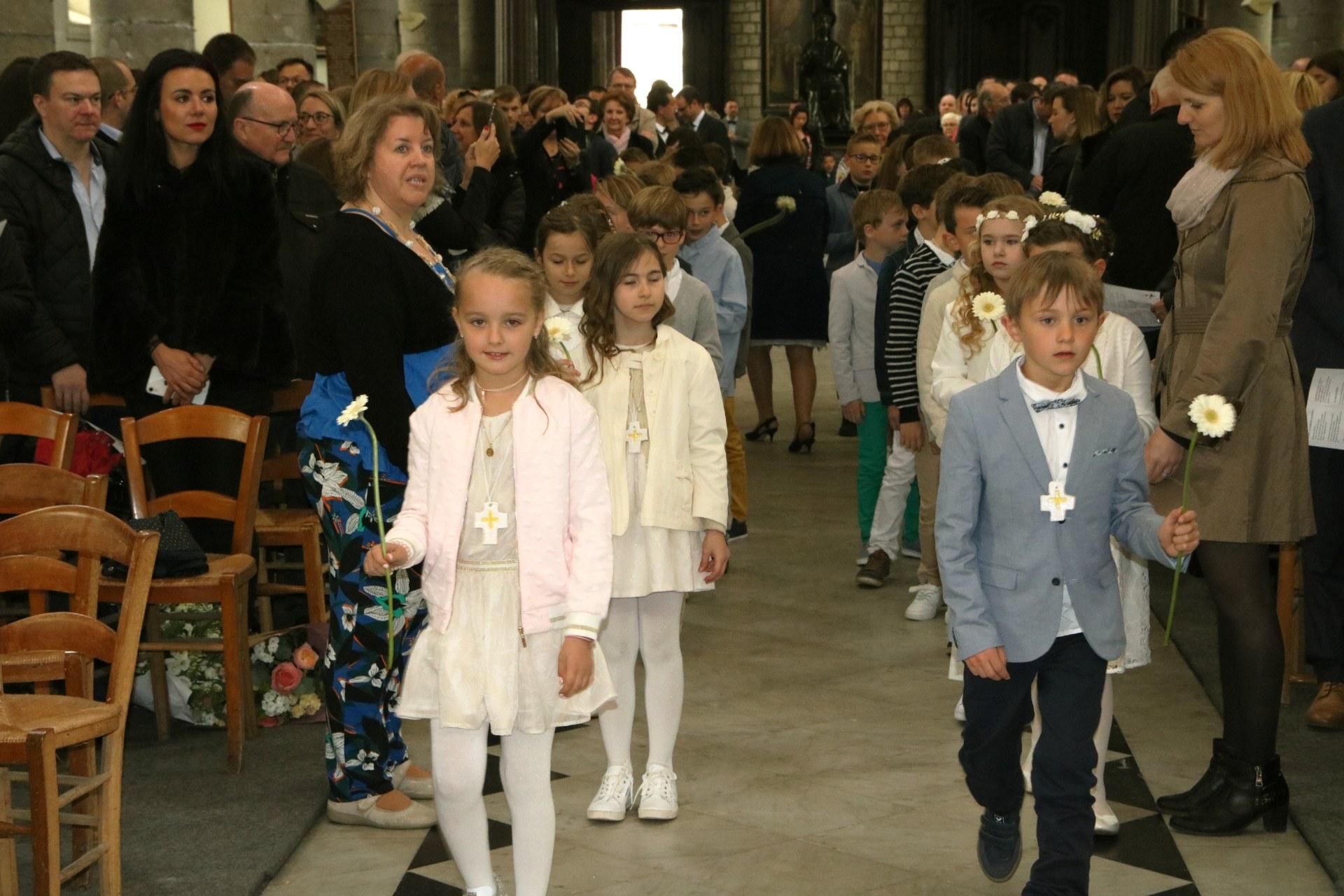 1904 - Premières communions (St-Jean) 16