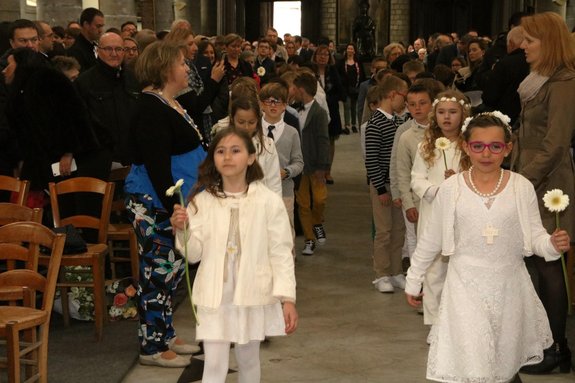 1904 - Premières communions (St-Jean) 17