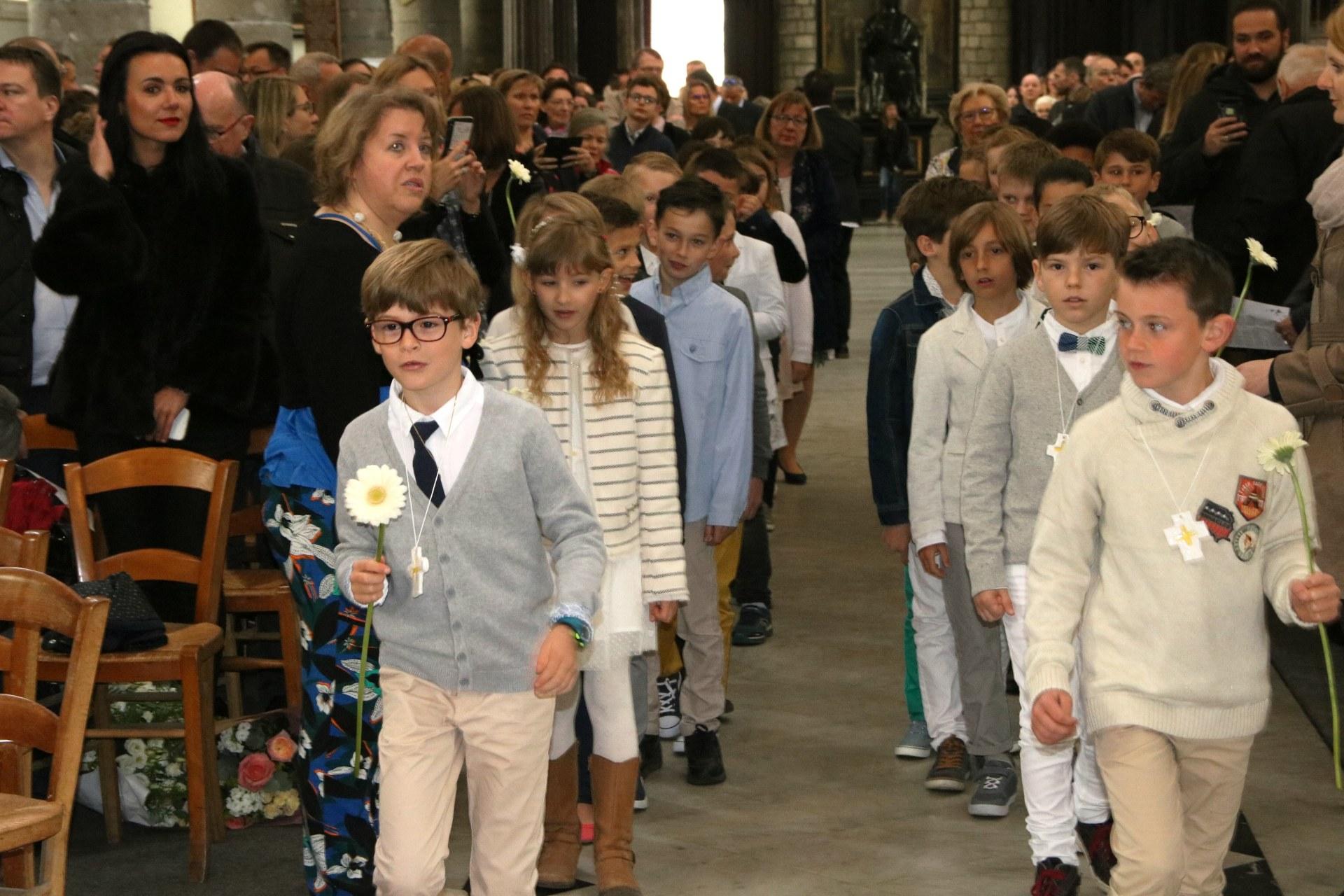1904 - Premières communions (St-Jean) 19