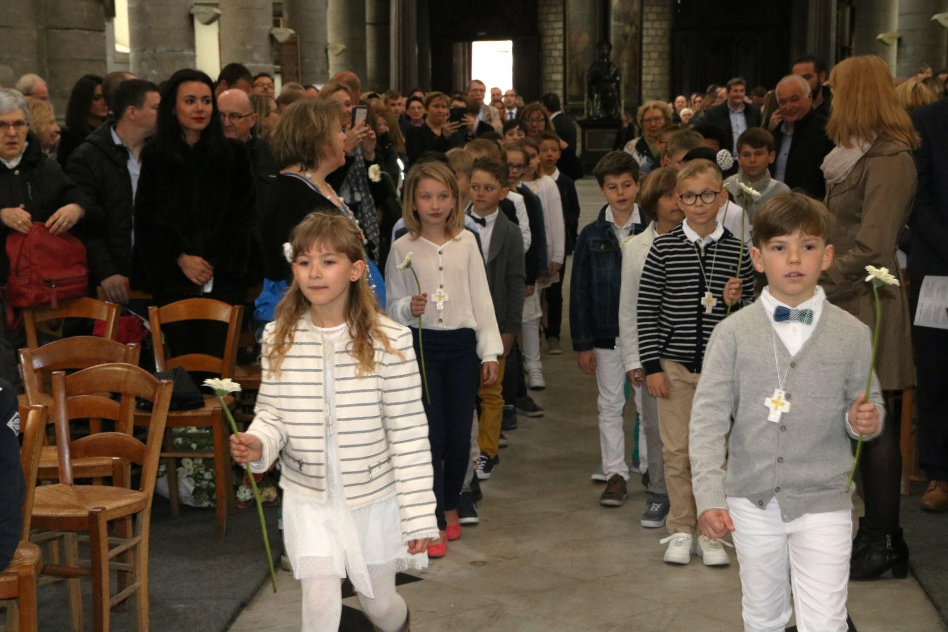 1904 - Premières communions (St-Jean) 20