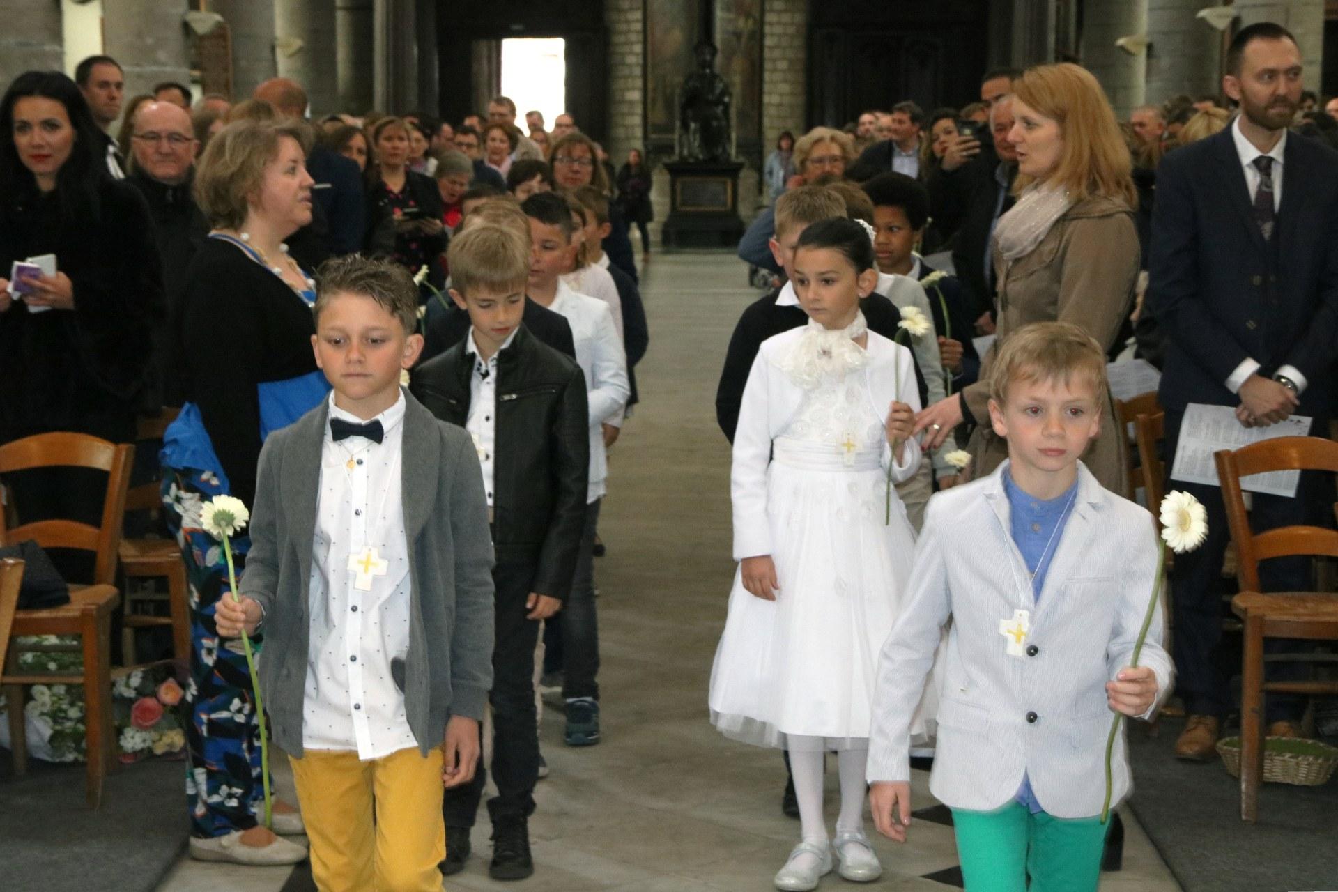 1904 - Premières communions (St-Jean) 24