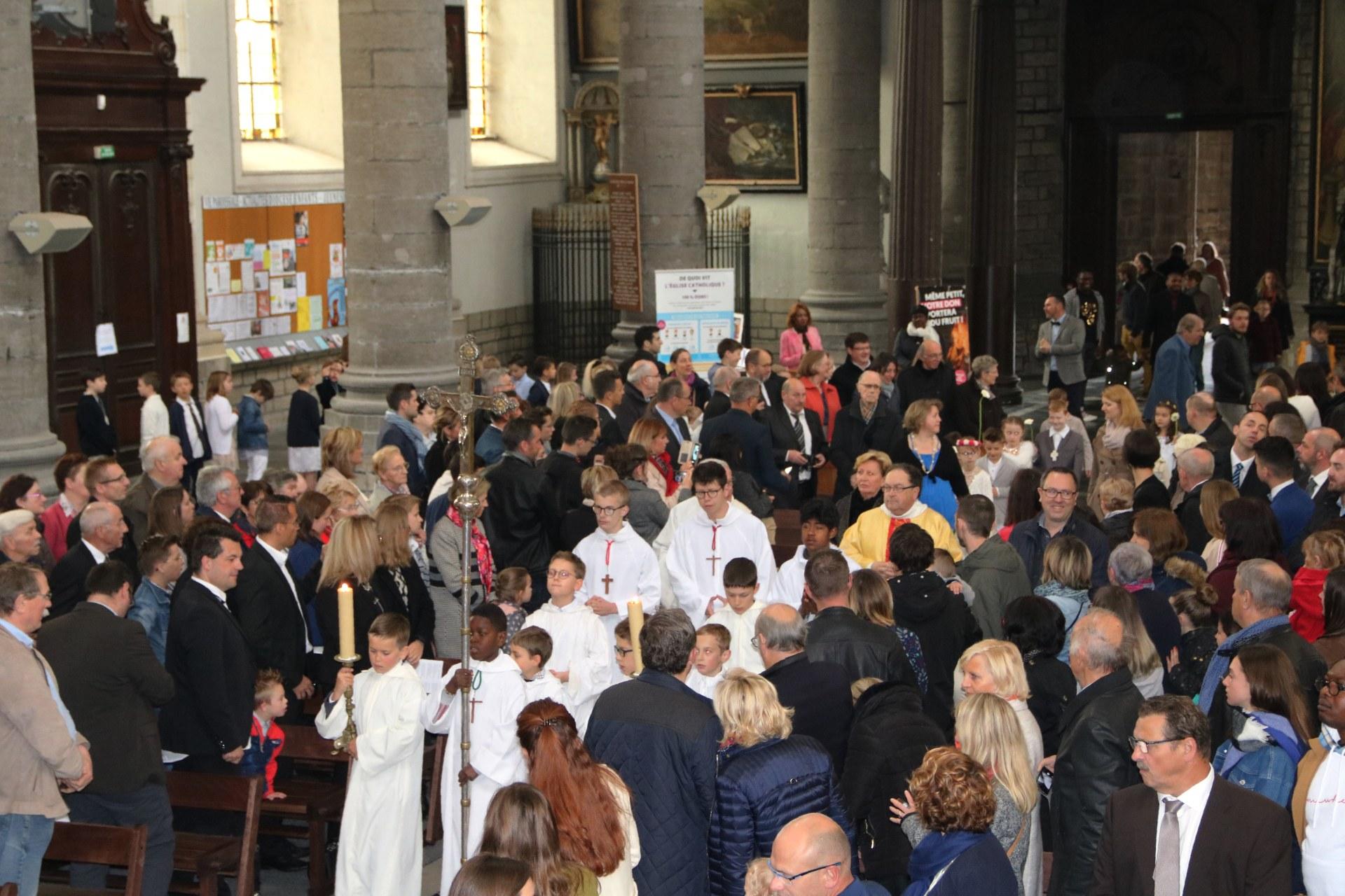 1904 - Premières communions (St-Jean) 3