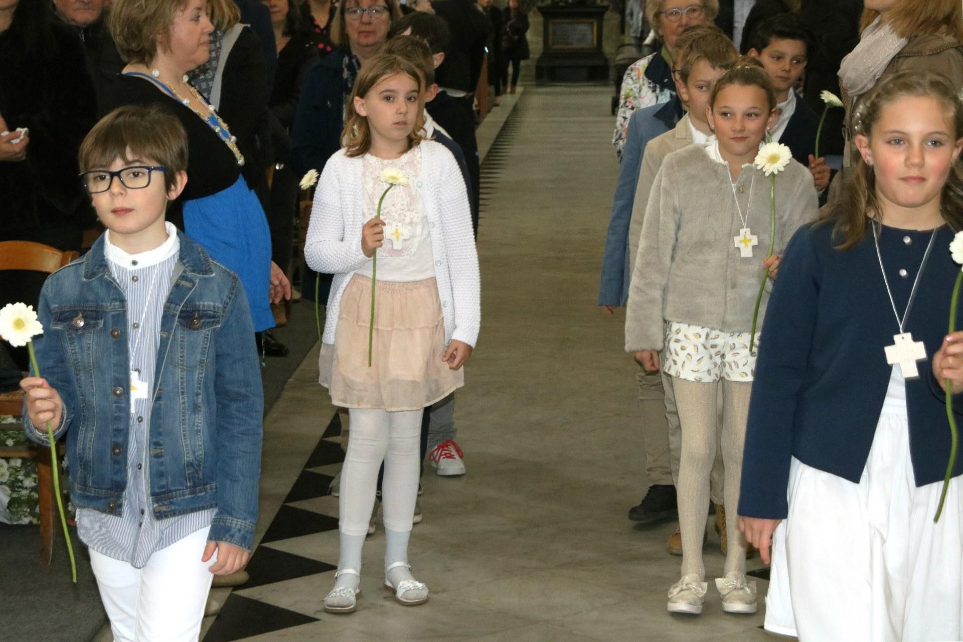 1904 - Premières communions (St-Jean) 30