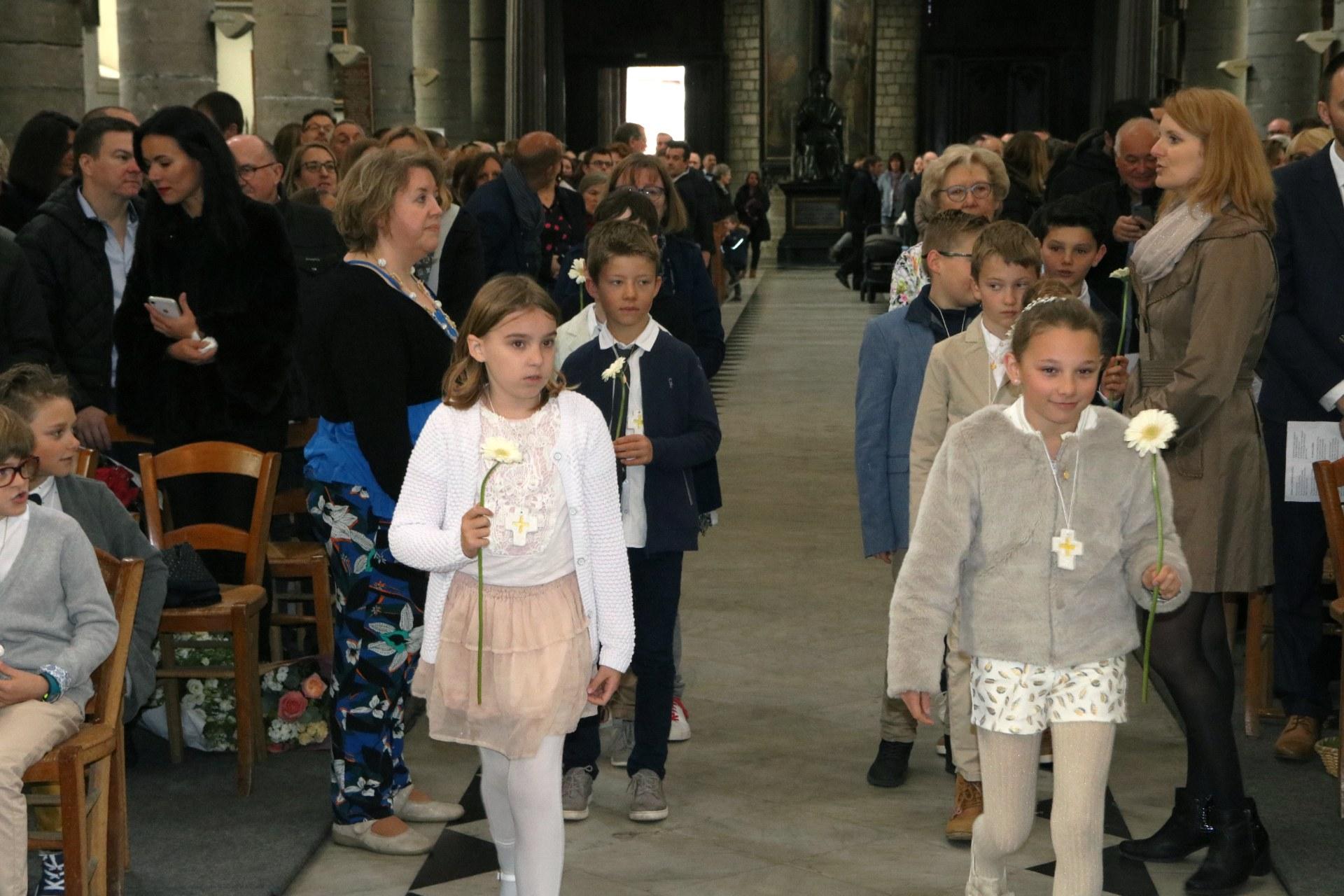 1904 - Premières communions (St-Jean) 31
