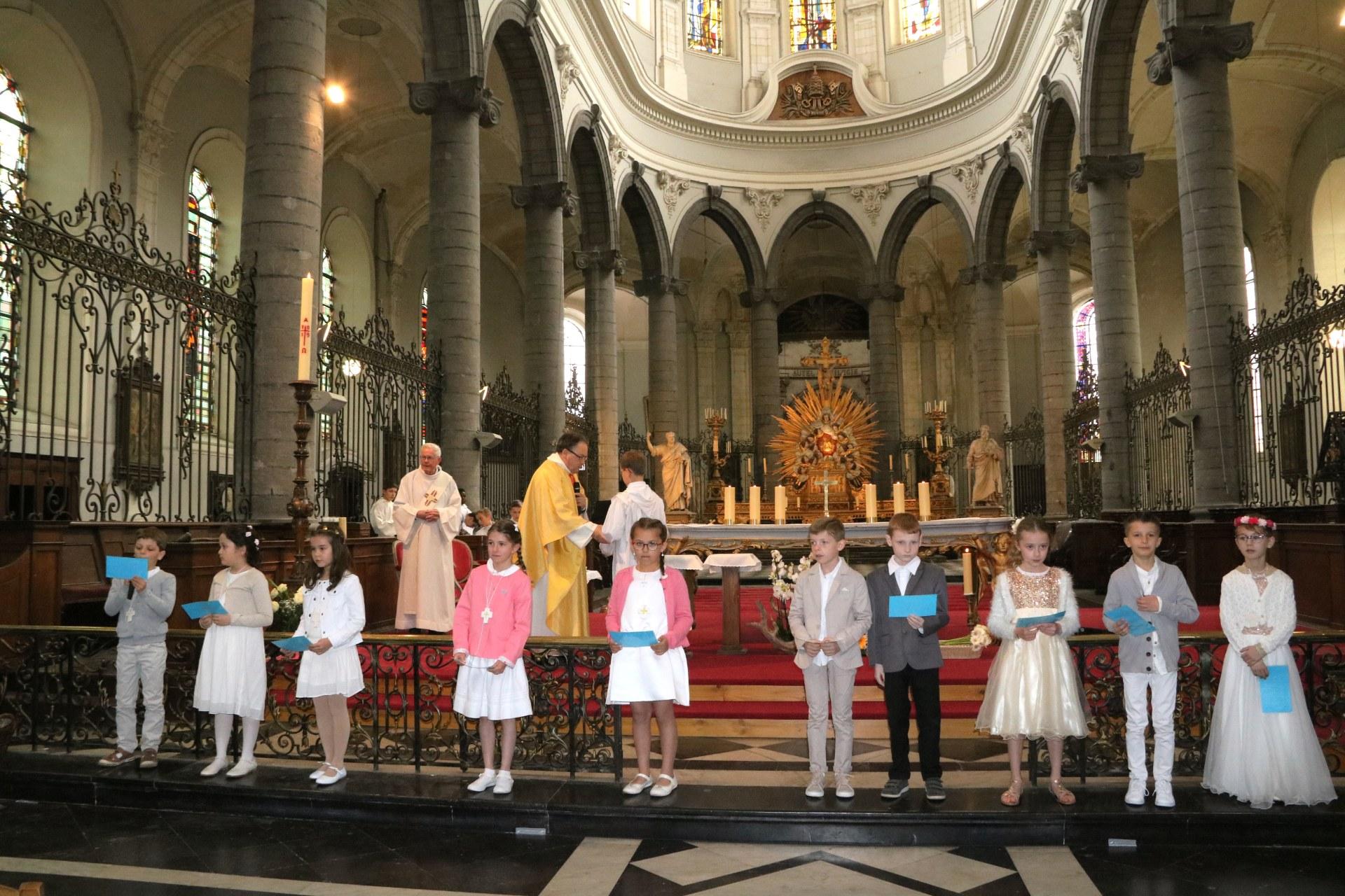 1904 - Premières communions (St-Jean) 38