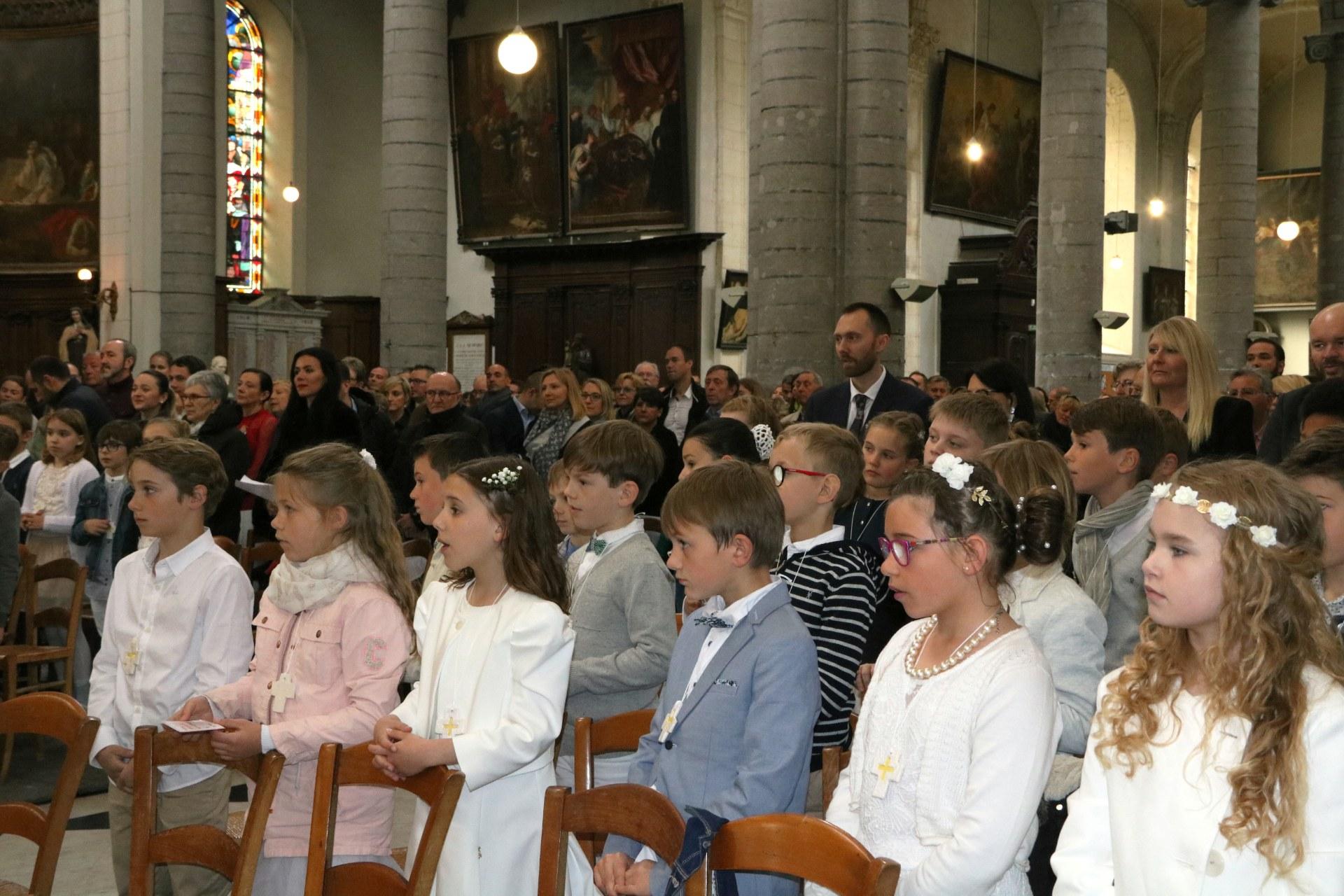 1904 - Premières communions (St-Jean) 39