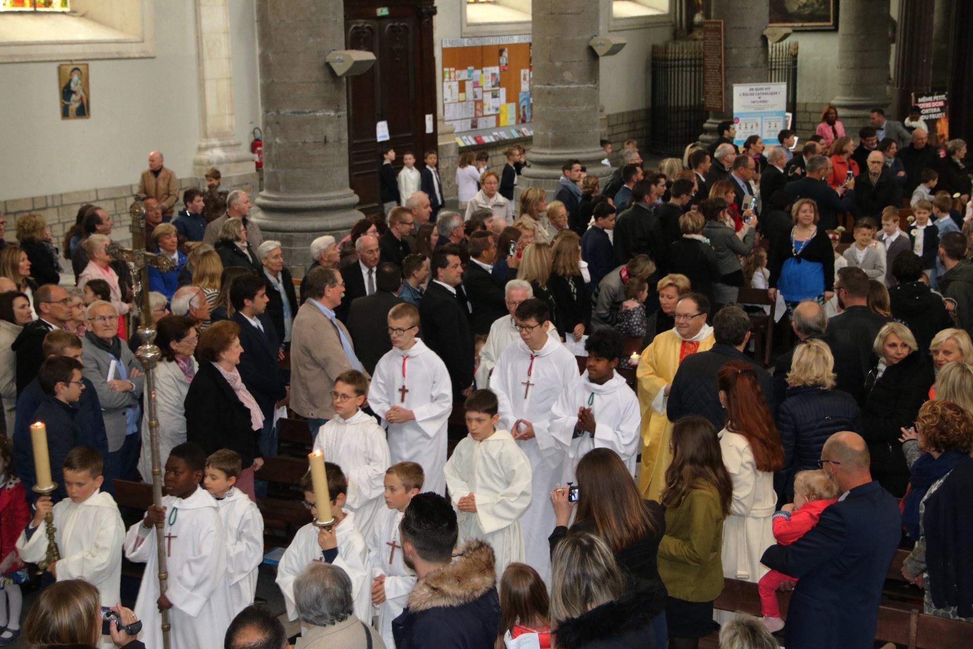 1904 - Premières communions (St-Jean) 4