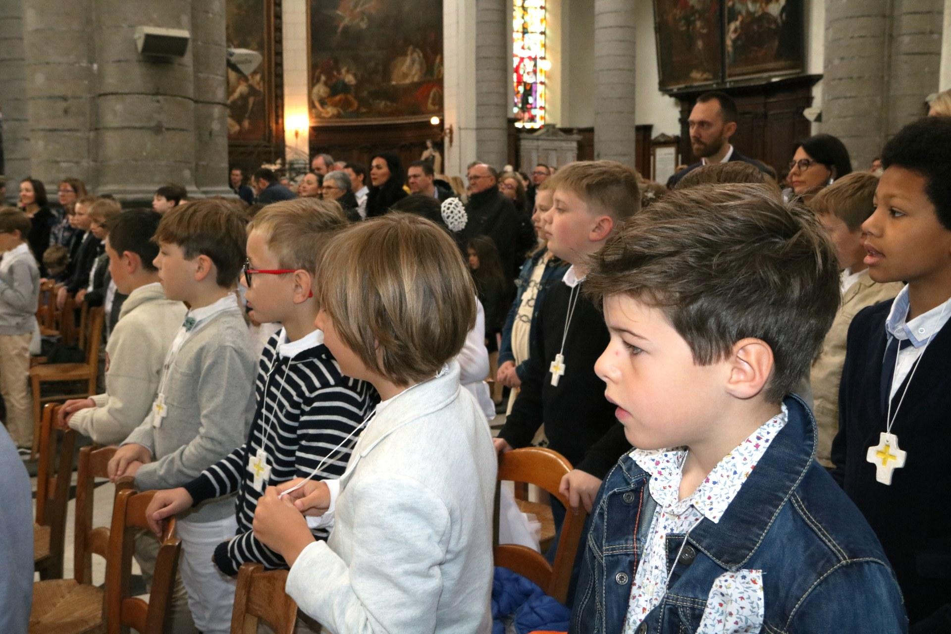 1904 - Premières communions (St-Jean) 40