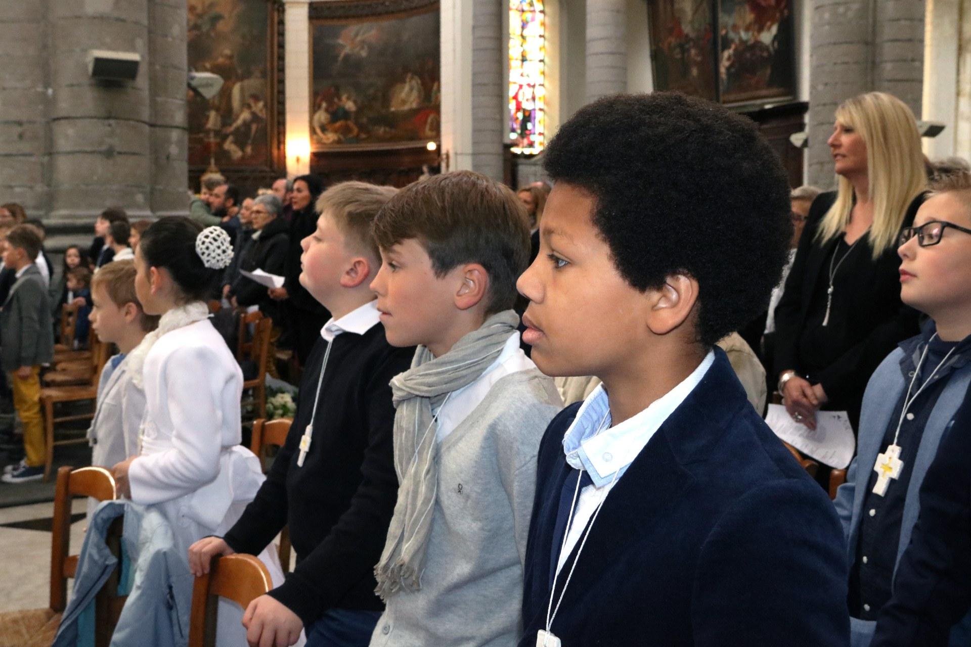 1904 - Premières communions (St-Jean) 41
