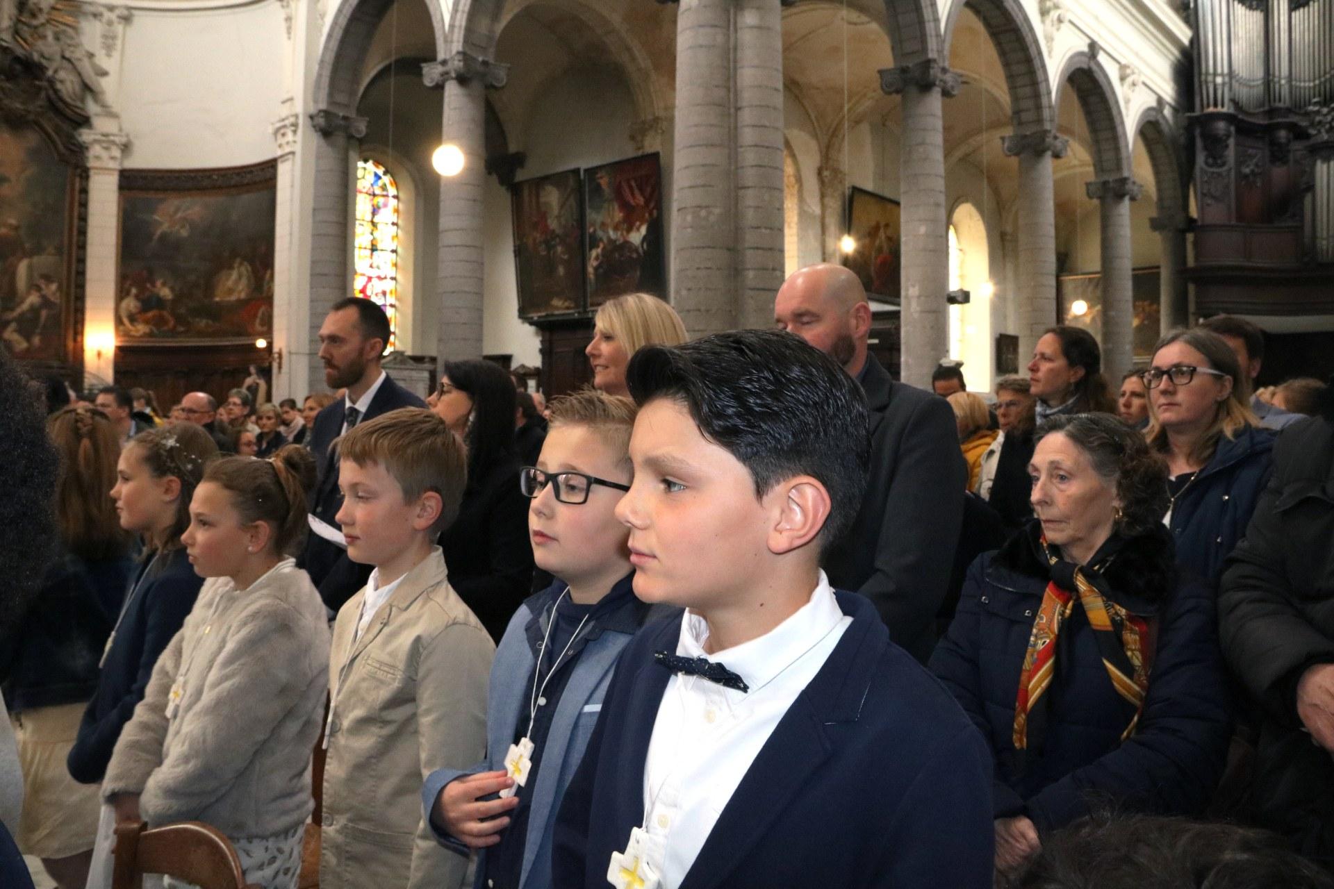 1904 - Premières communions (St-Jean) 42