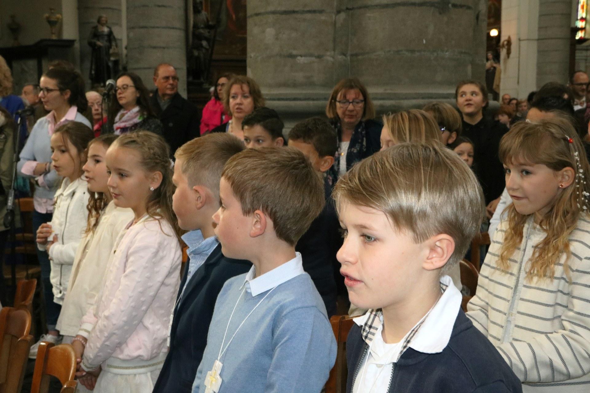 1904 - Premières communions (St-Jean) 43