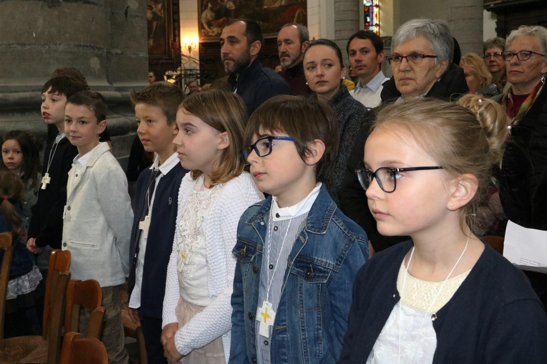 1904 - Premières communions (St-Jean) 46