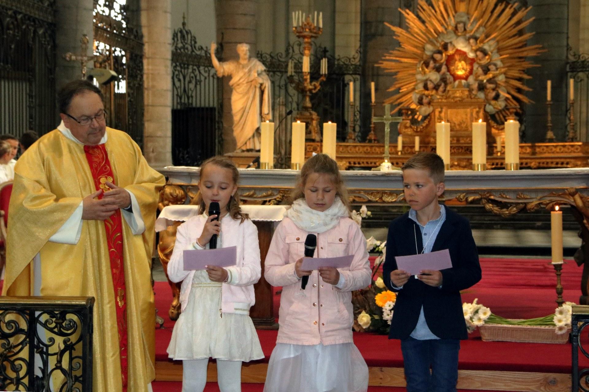 1904 - Premières communions (St-Jean) 47