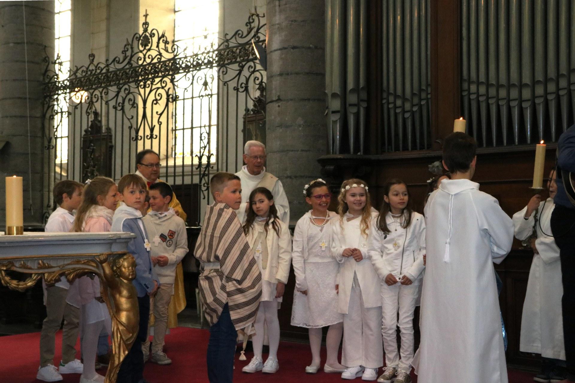 1904 - Premières communions (St-Jean) 50