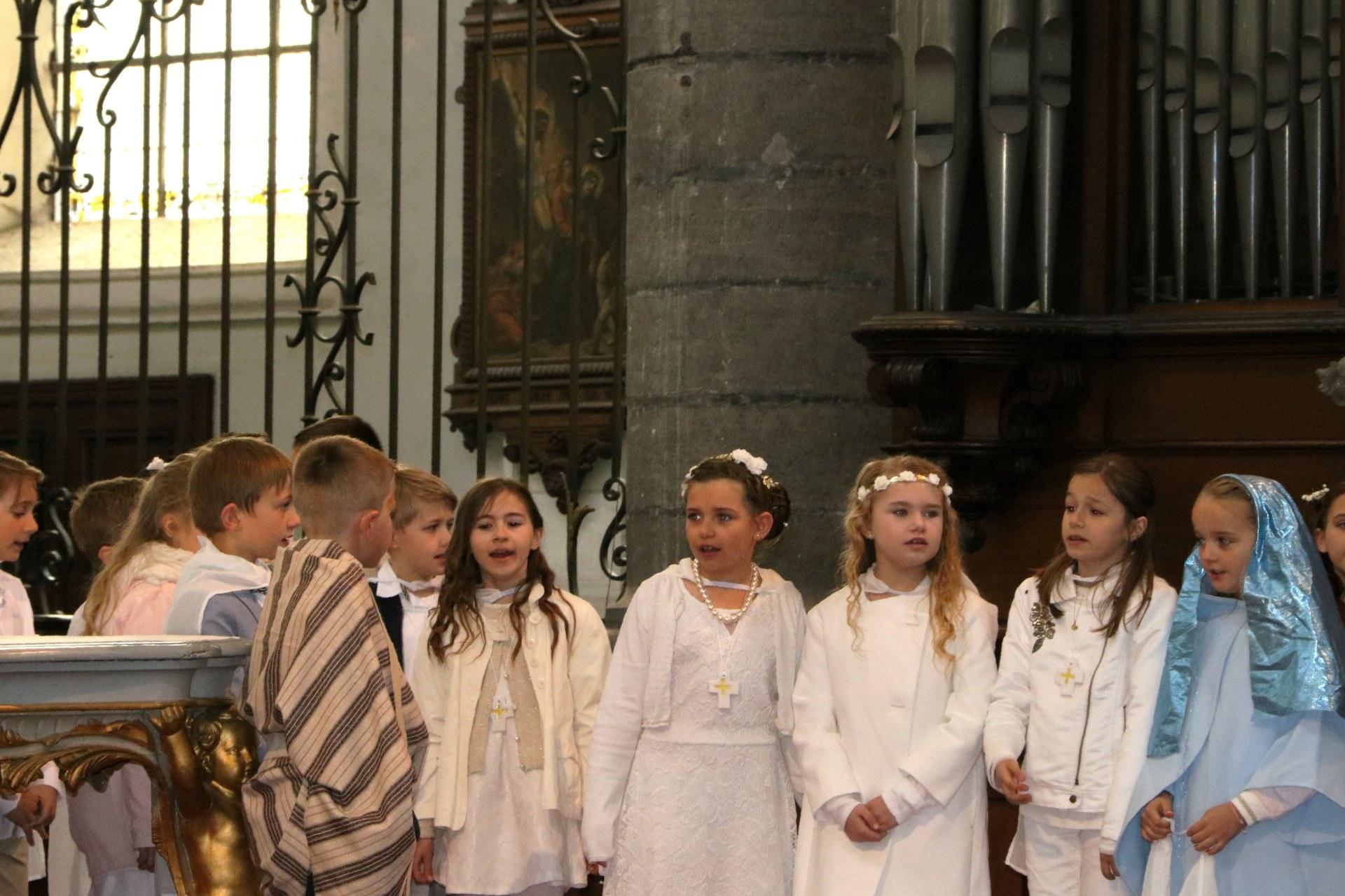 1904 - Premières communions (St-Jean) 51