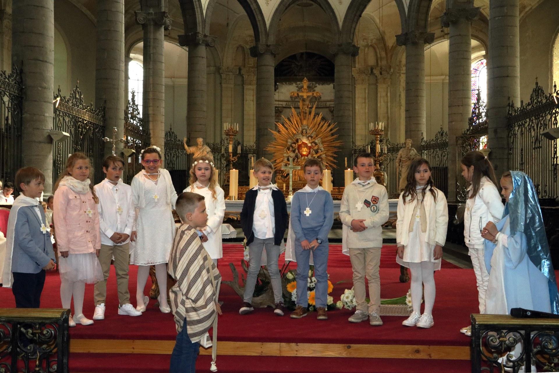 1904 - Premières communions (St-Jean) 52