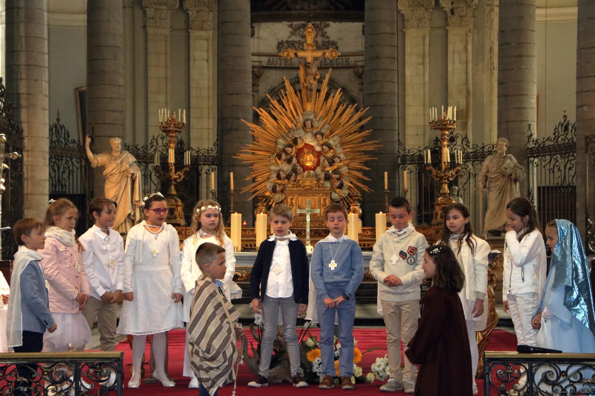 1904 - Premières communions (St-Jean) 53