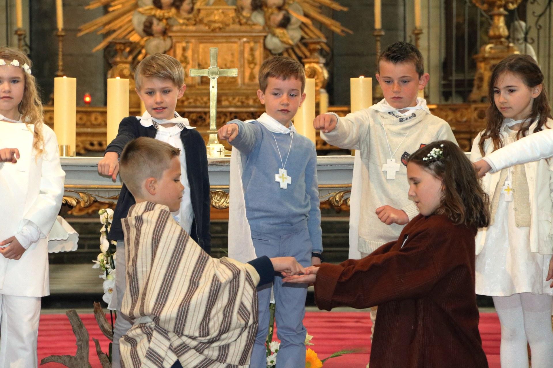 1904 - Premières communions (St-Jean) 54