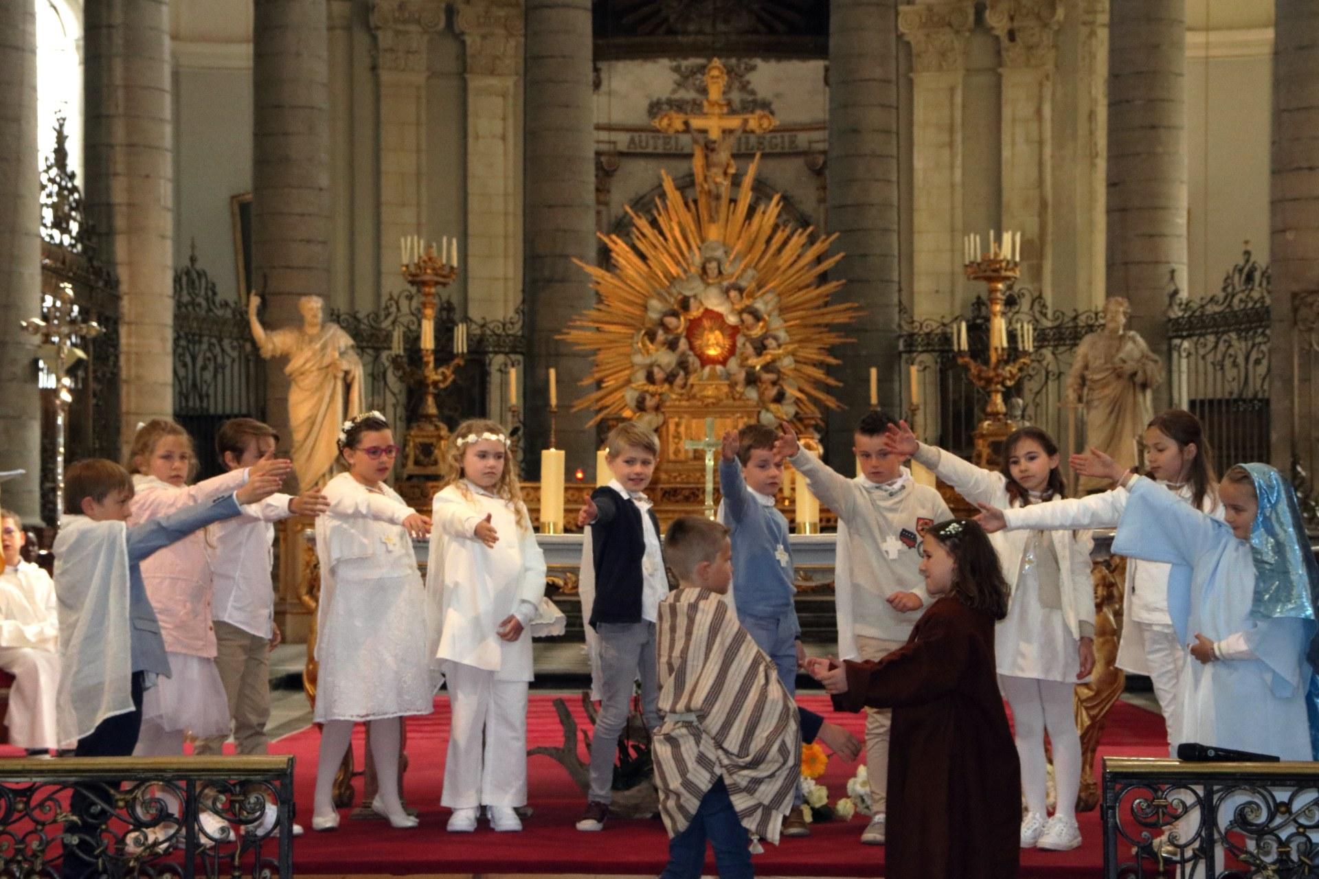 1904 - Premières communions (St-Jean) 55