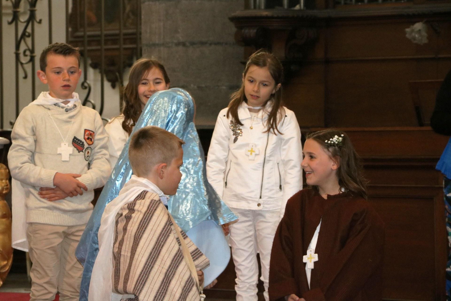 1904 - Premières communions (St-Jean) 57
