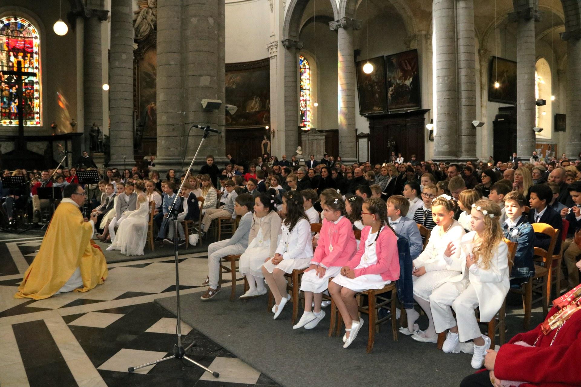 1904 - Premières communions (St-Jean) 58