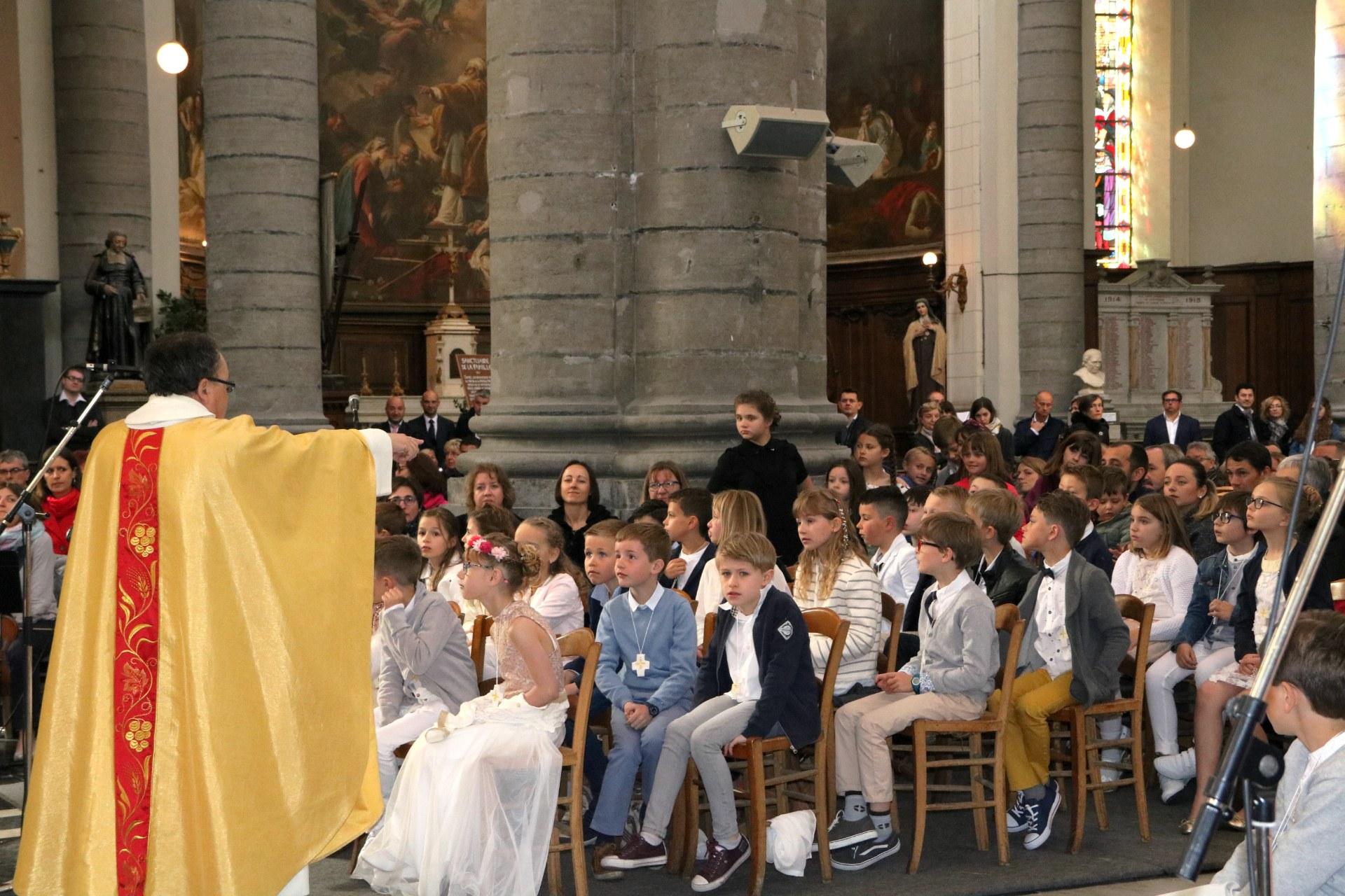 1904 - Premières communions (St-Jean) 59