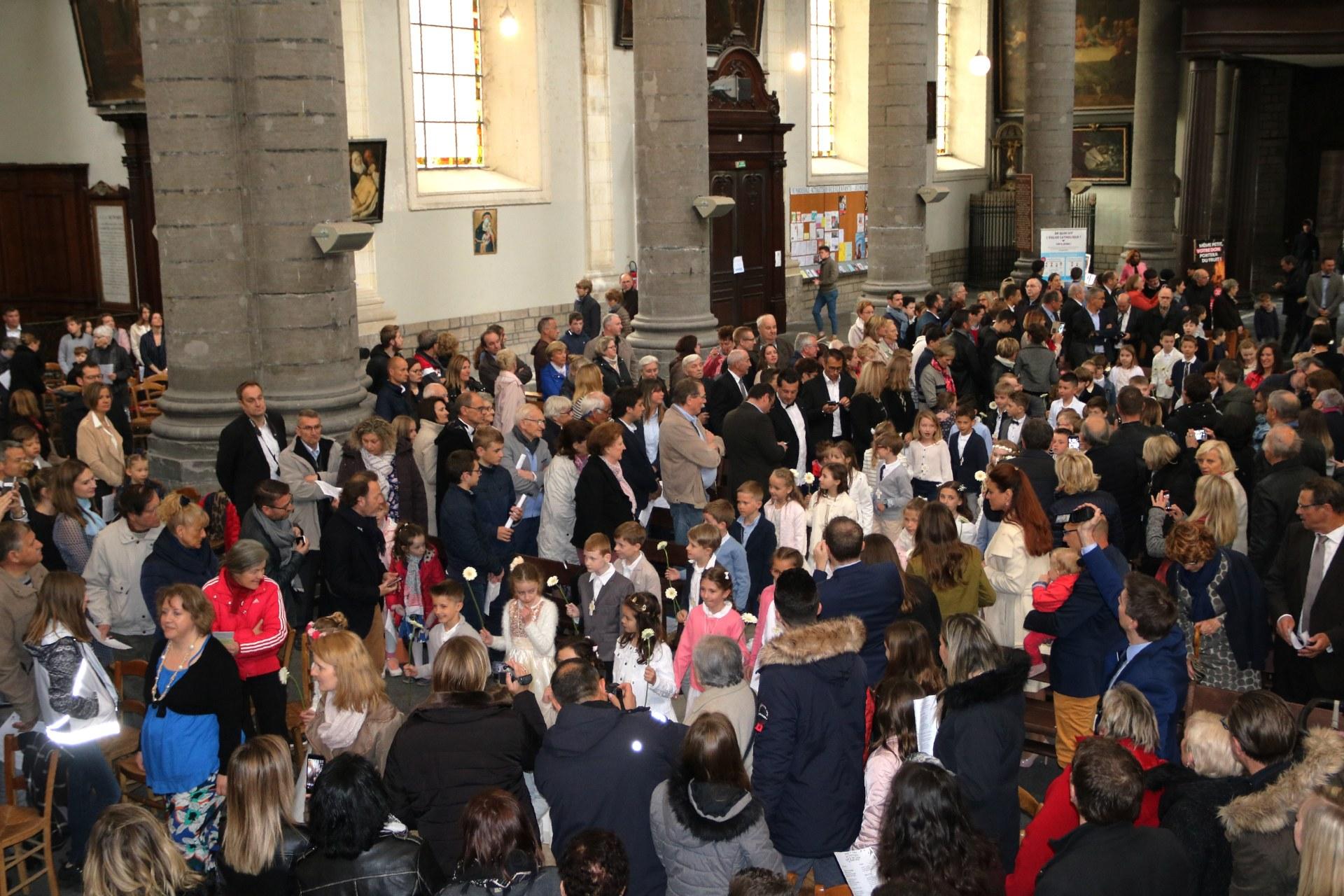 1904 - Premières communions (St-Jean) 6