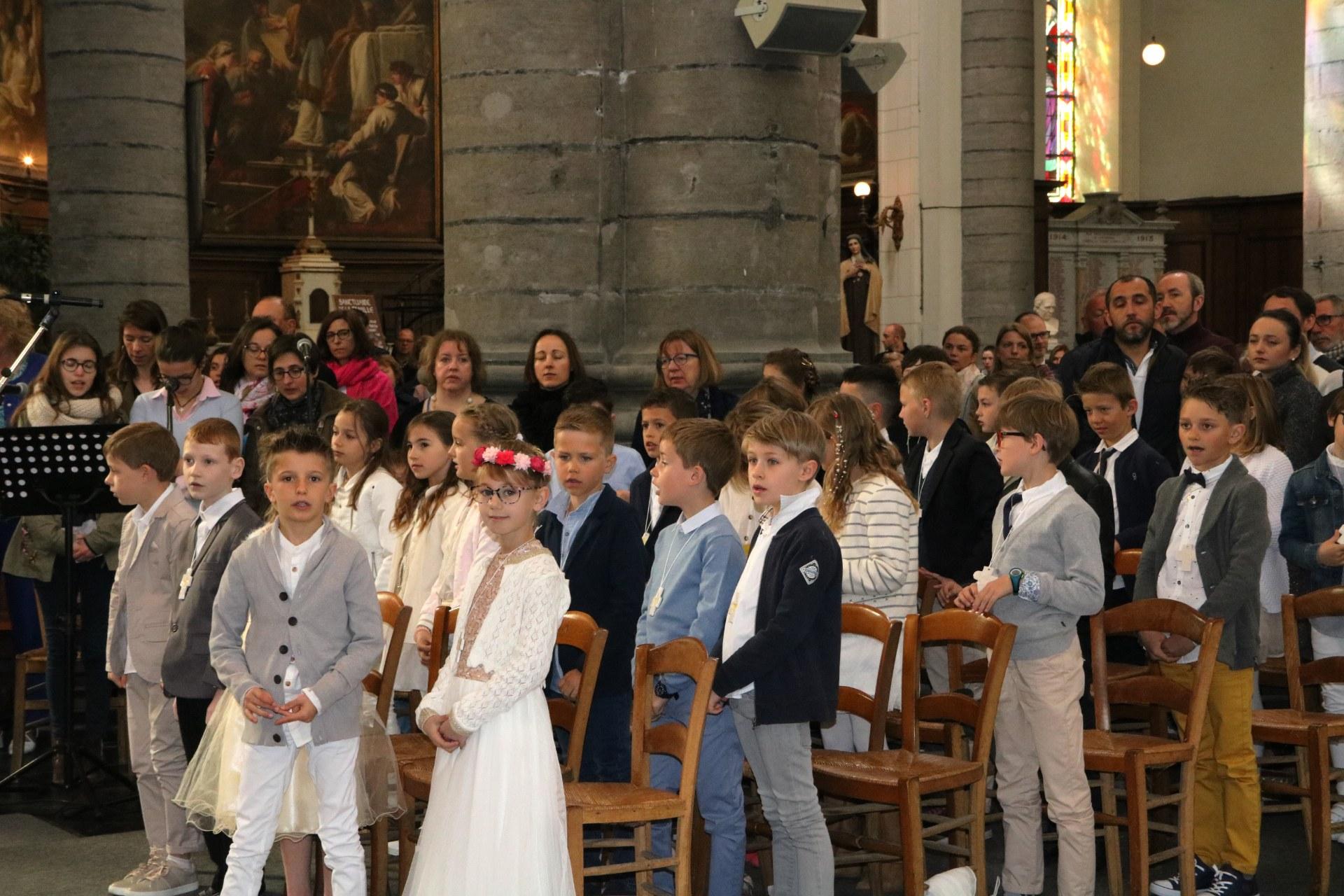 1904 - Premières communions (St-Jean) 61