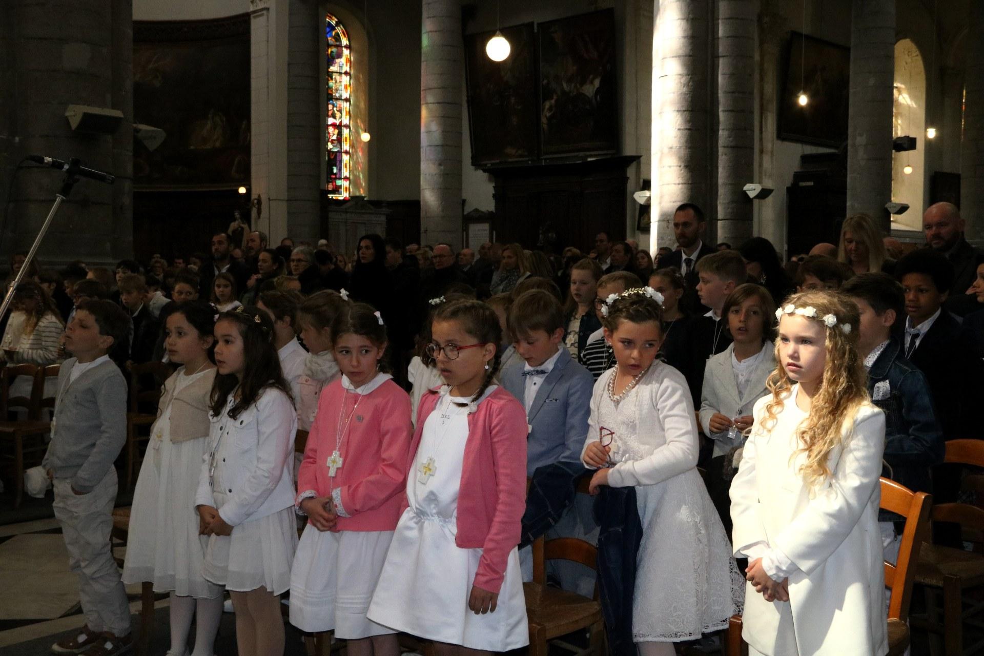 1904 - Premières communions (St-Jean) 62