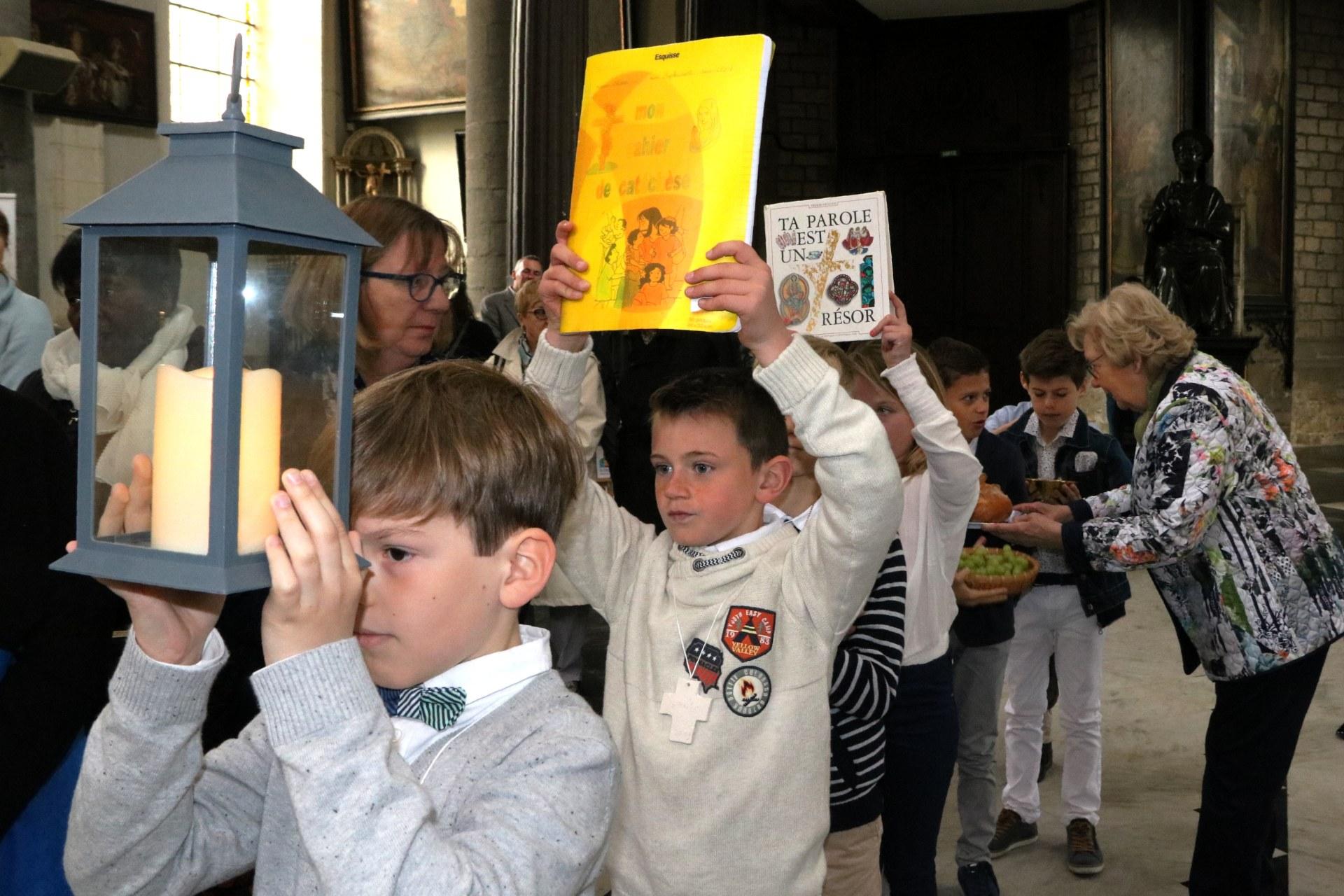 1904 - Premières communions (St-Jean) 64