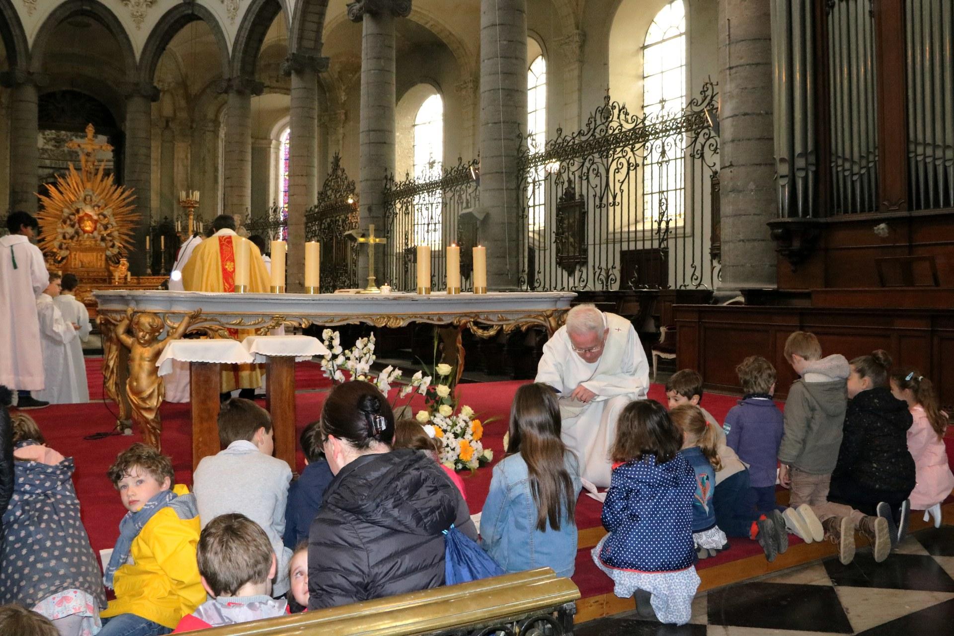1904 - Premières communions (St-Jean) 65