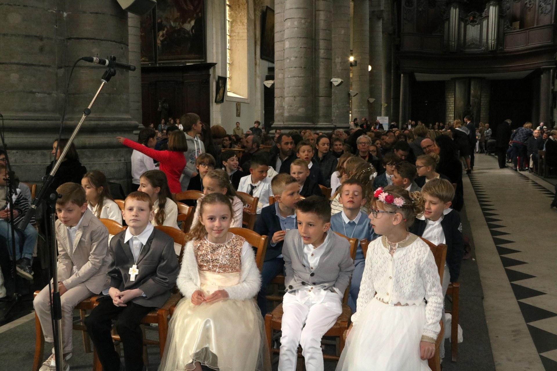 1904 - Premières communions (St-Jean) 66