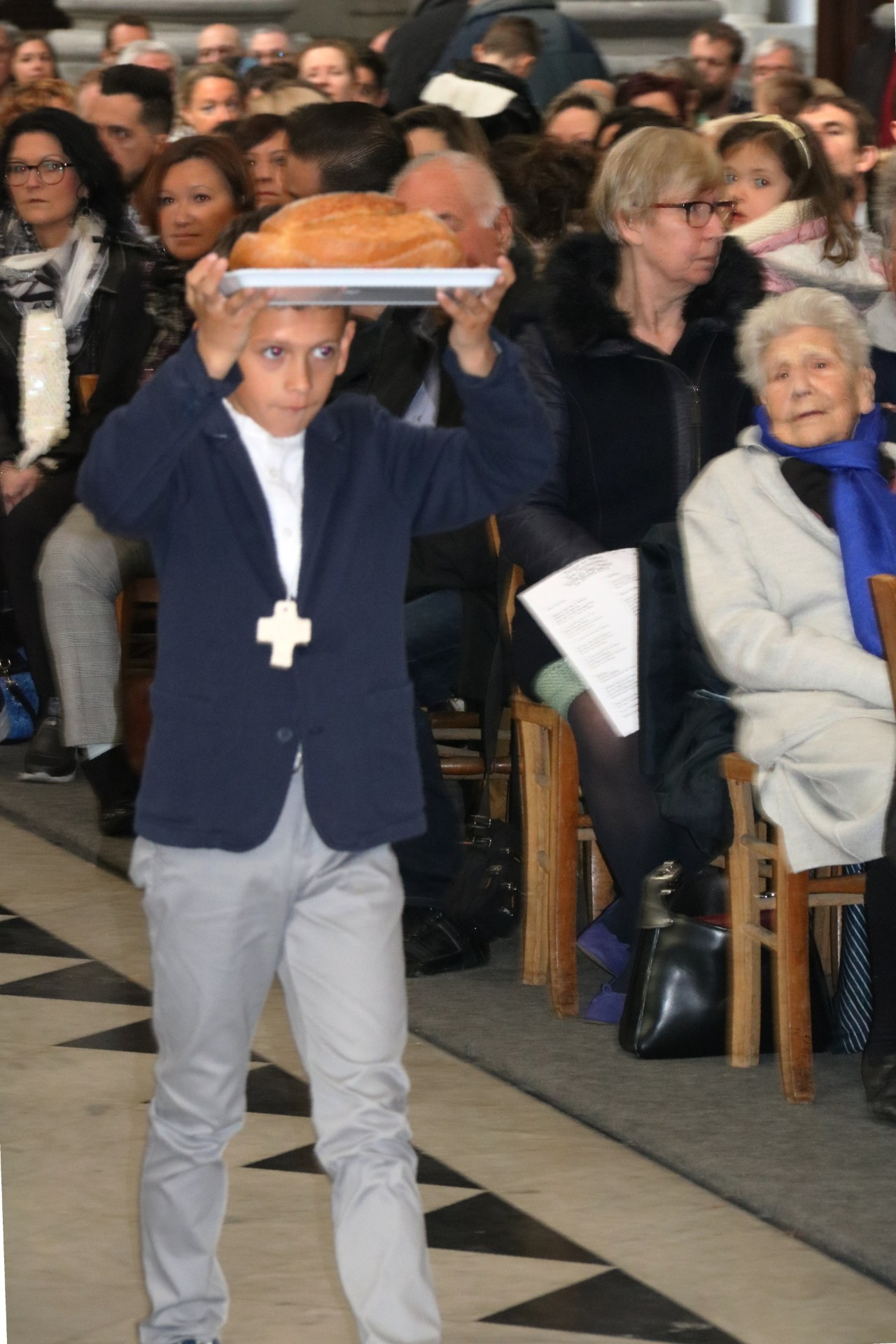 1904 - Premières communions (St-Jean) 74