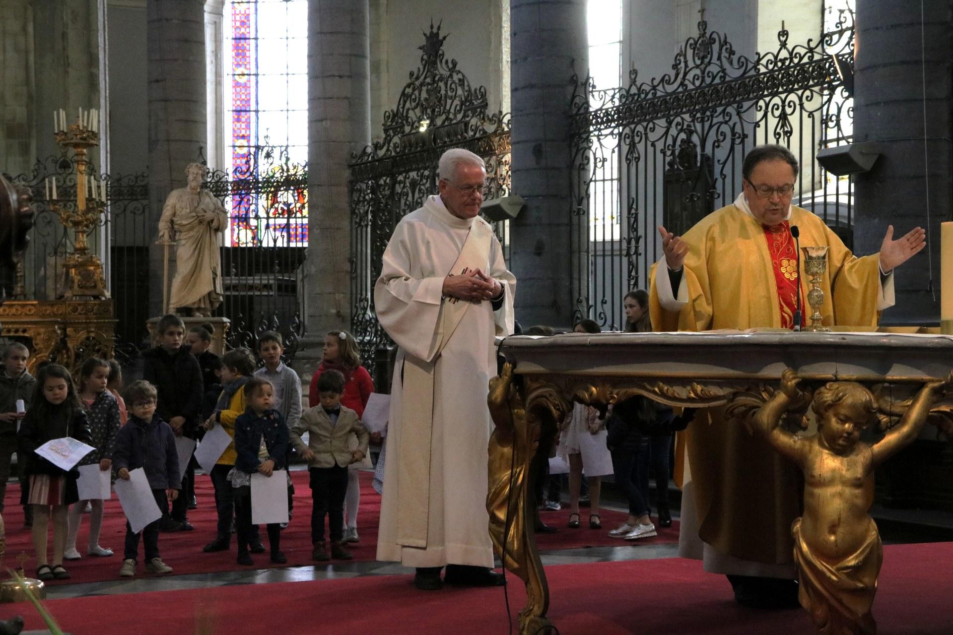 1904 - Premières communions (St-Jean) 78