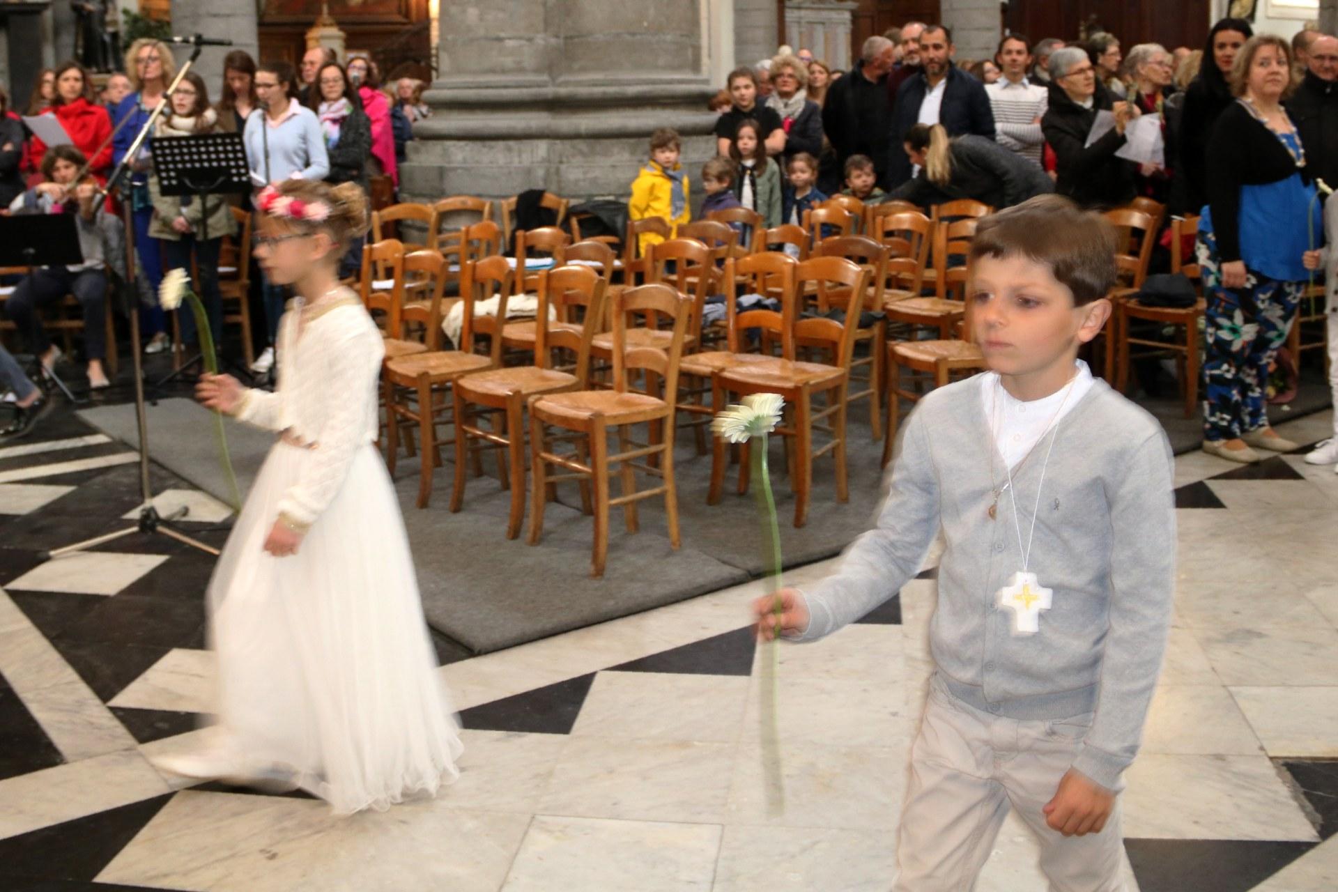 1904 - Premières communions (St-Jean) 8